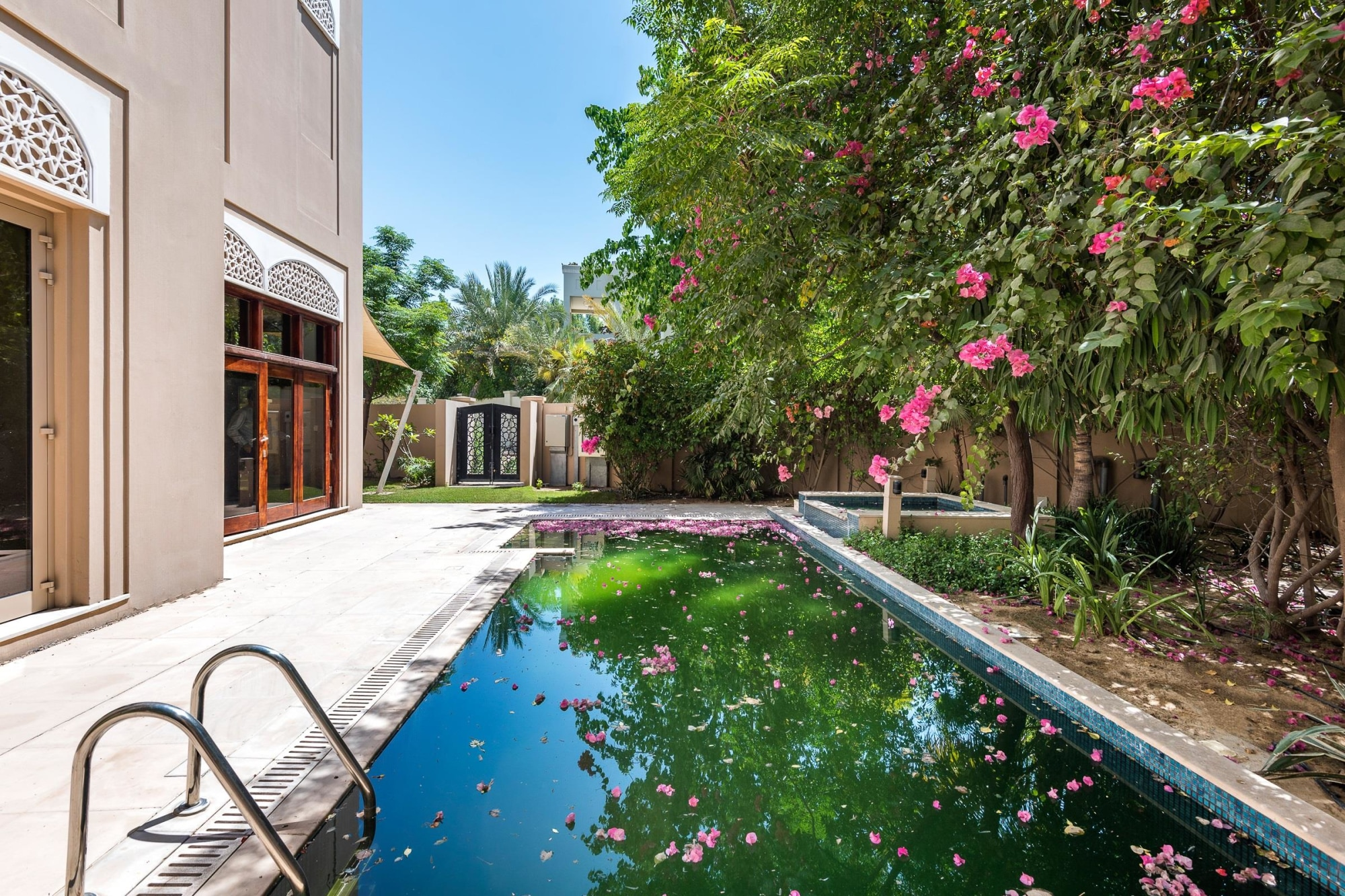 Vacant D Type Al Barari Villa vacant now