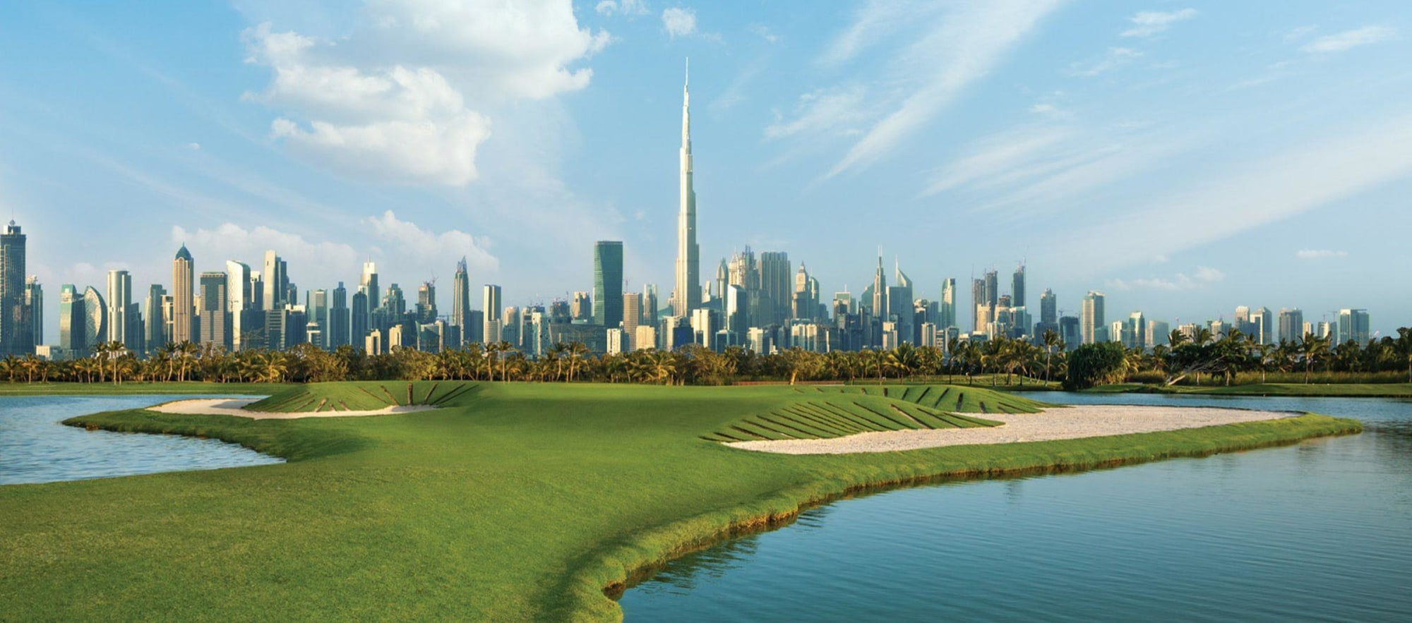 Exquisite Mega Plot Dubai Hills Golf View
