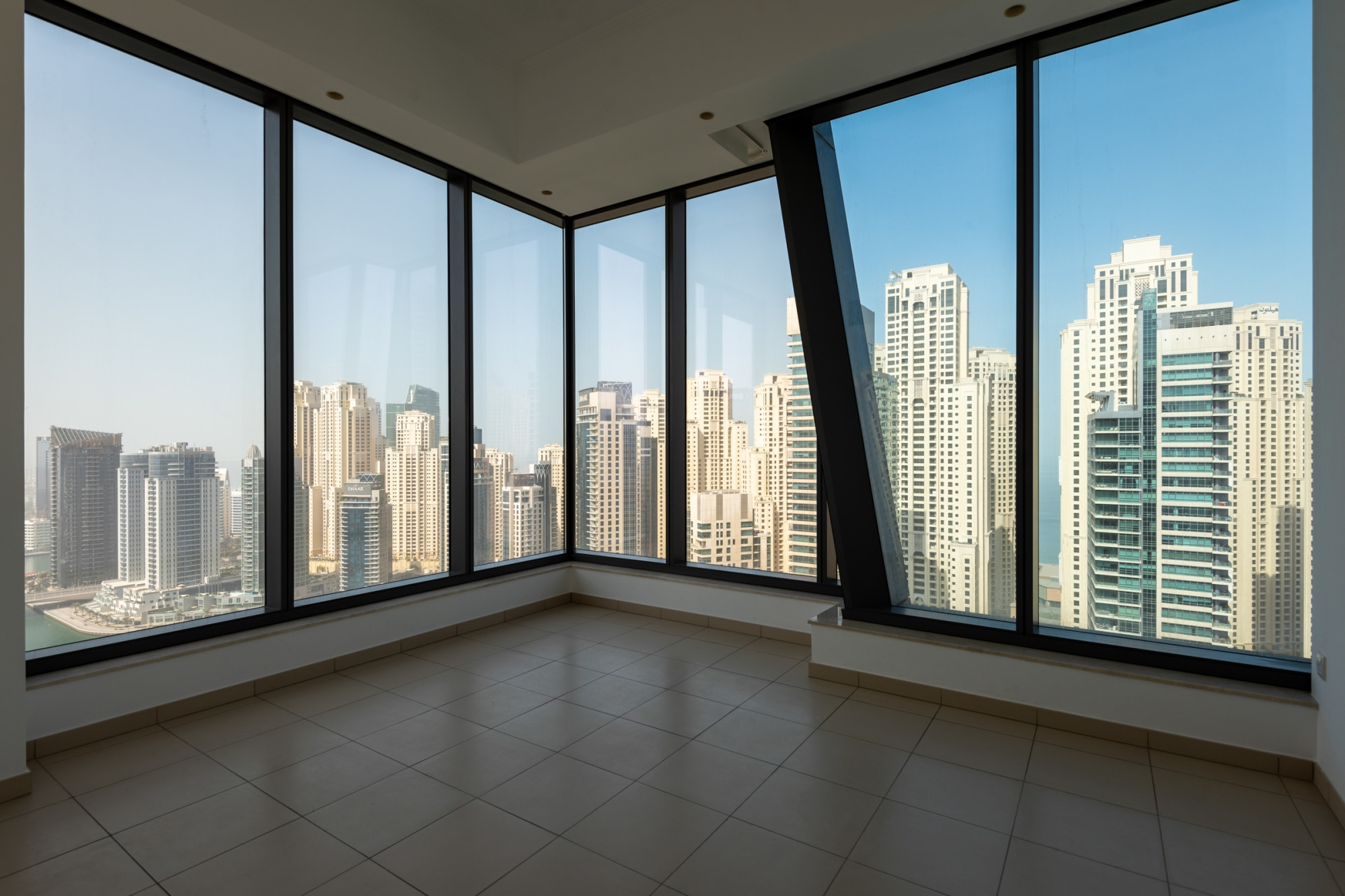 3 Bed | High floor | Vacant I Full view