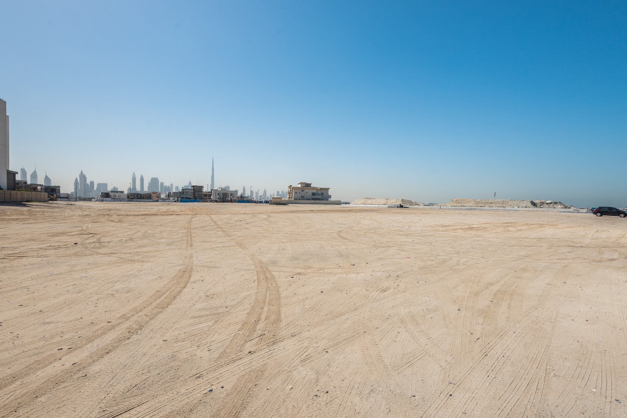 Jumeirah Bay | Beach Front | Luxury Plot