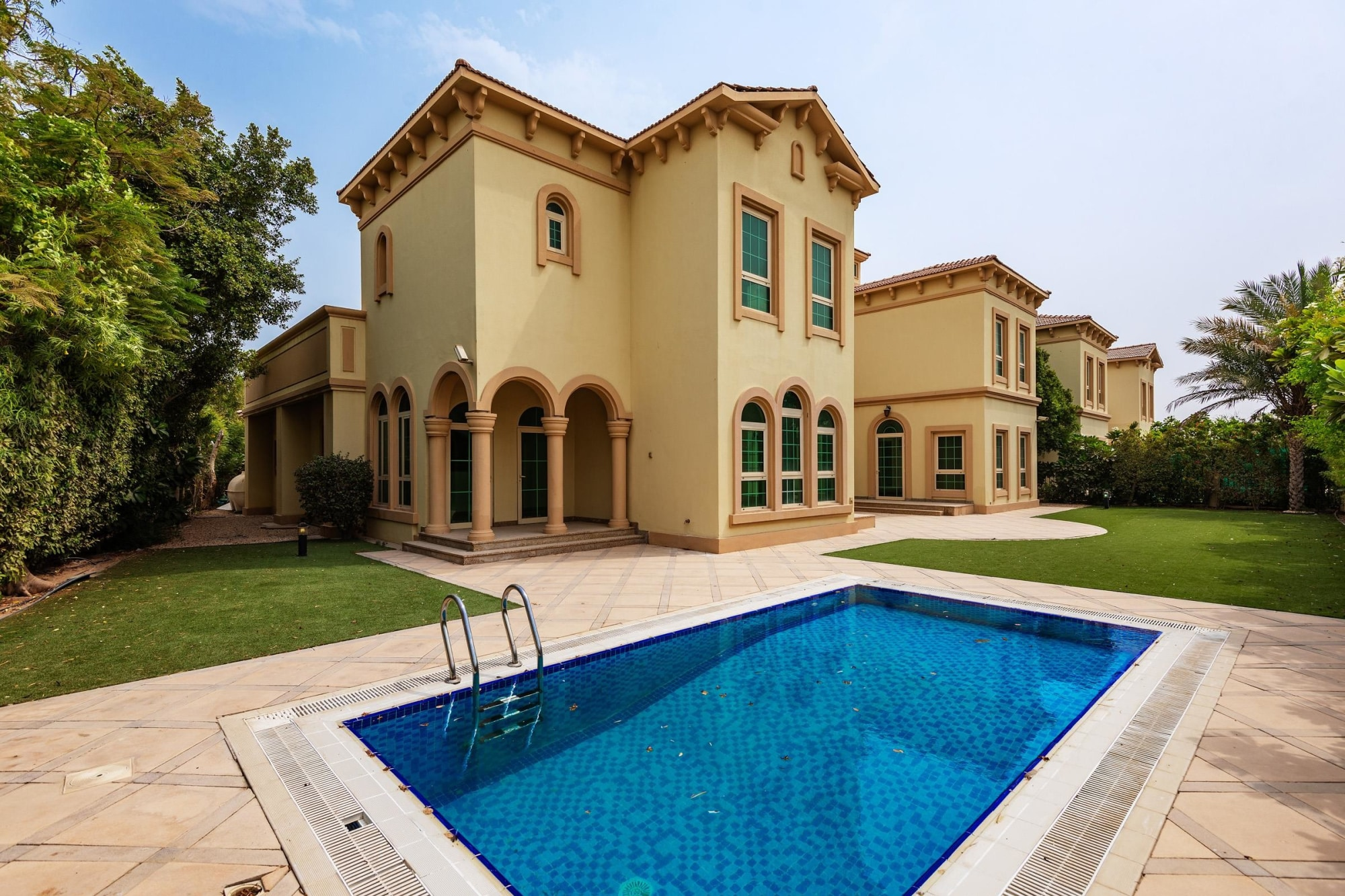 Magnificent Well Located Master View Villa