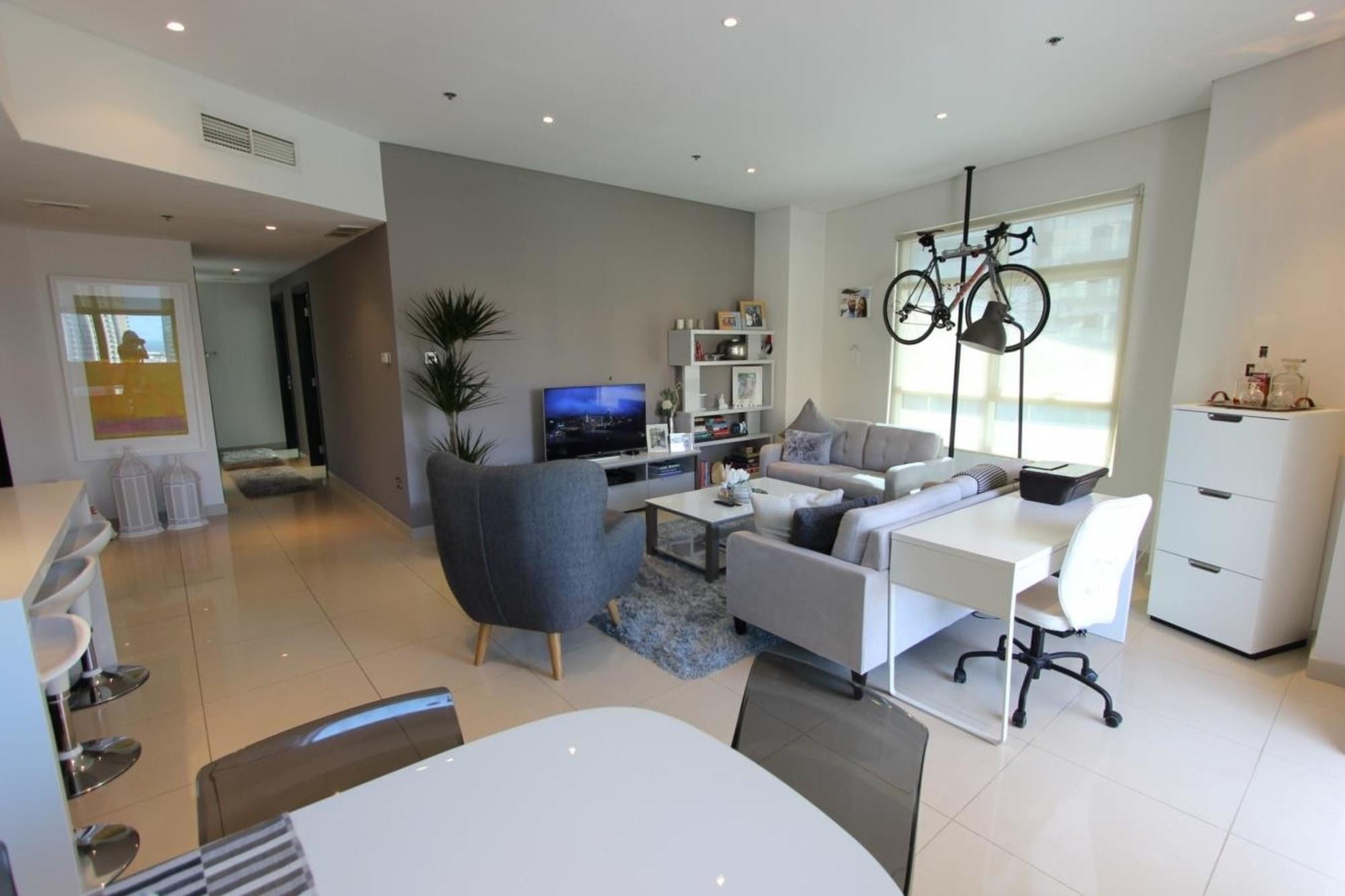 Upgraded | Two Bedroom | Full Marina Views