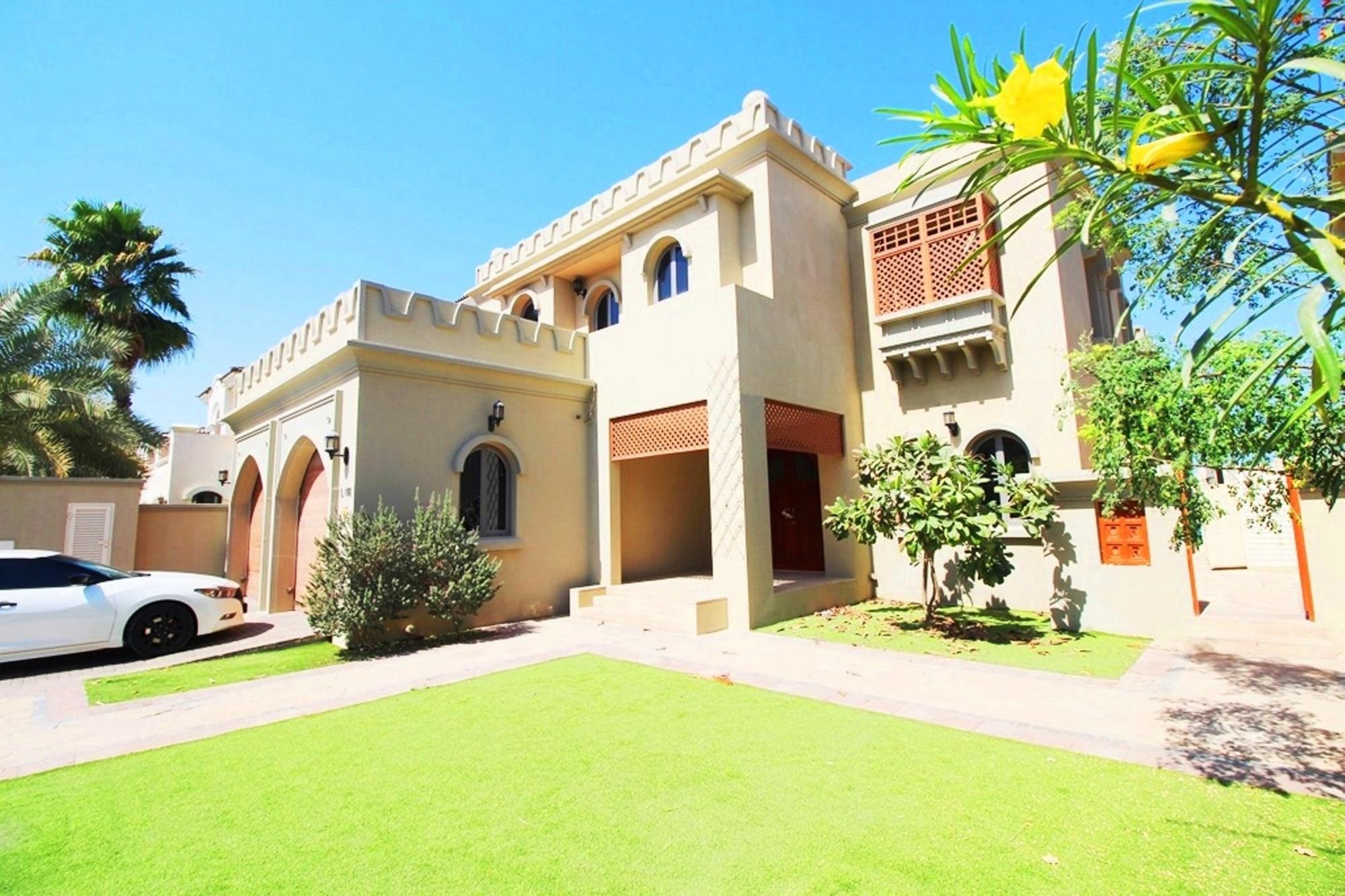 Garden Home Villa  Atlantis and Sea View