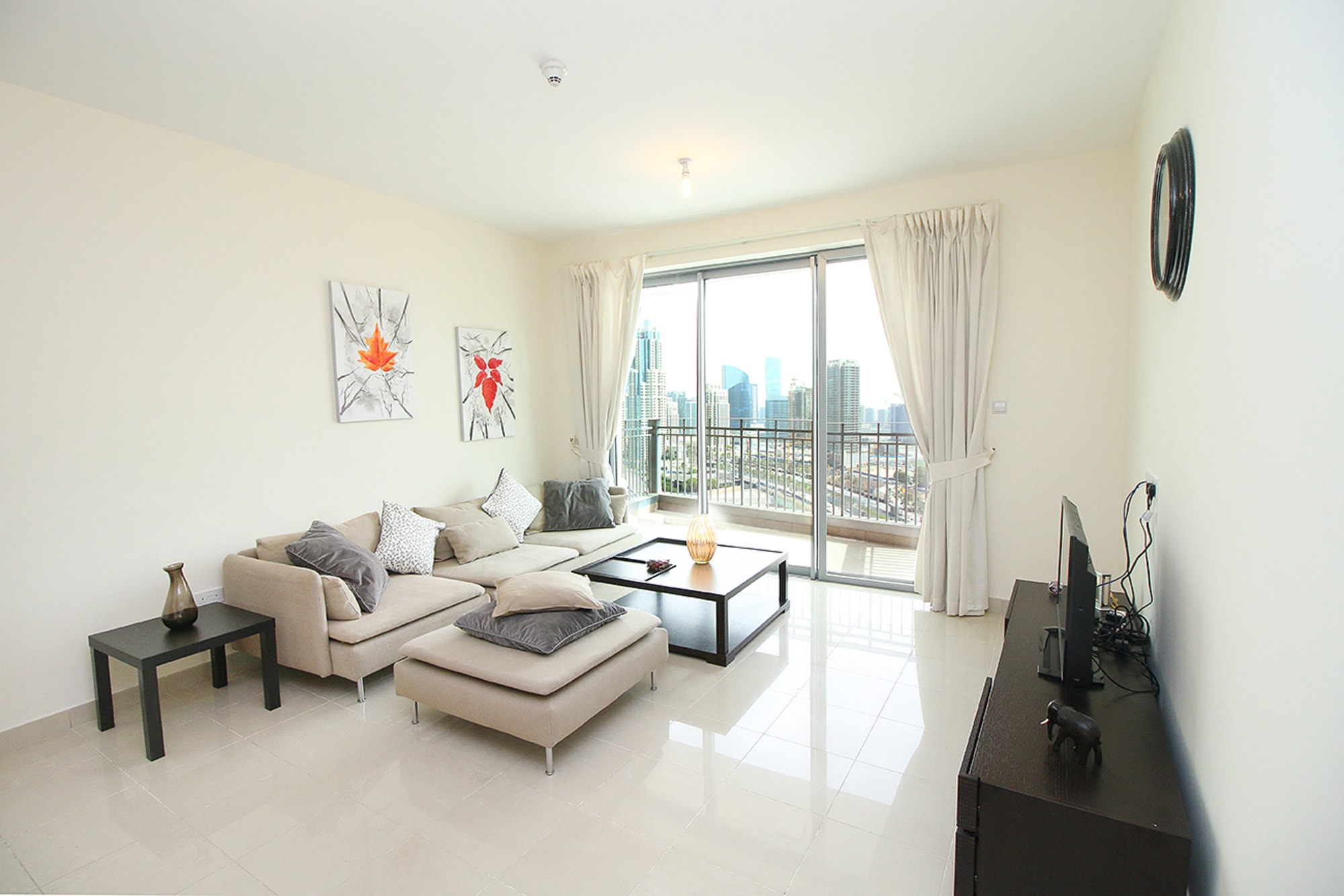 Furnished High Floor 1 Bed | Opera Fountain View