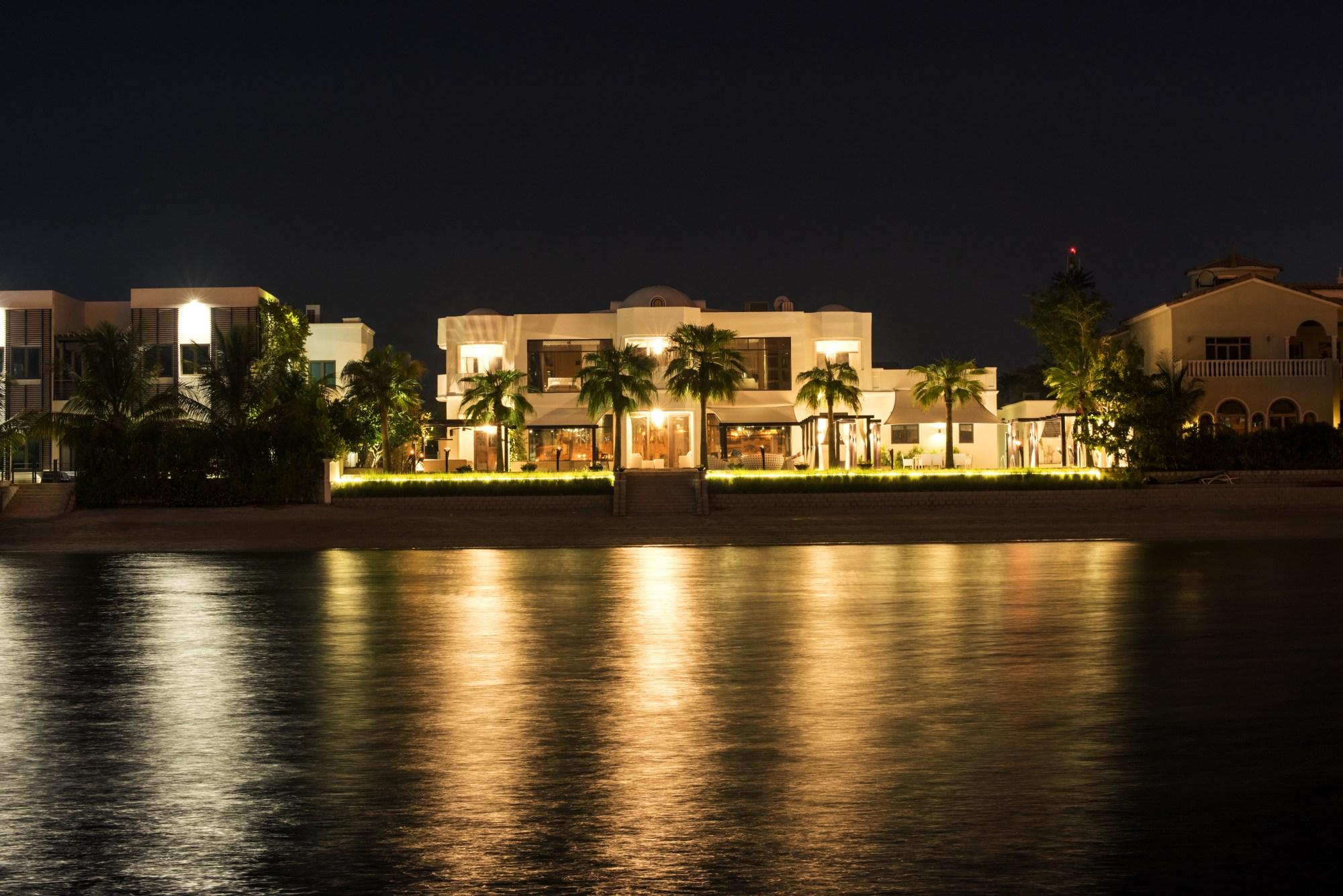 Italian Luxury Beachfront Living at Palm