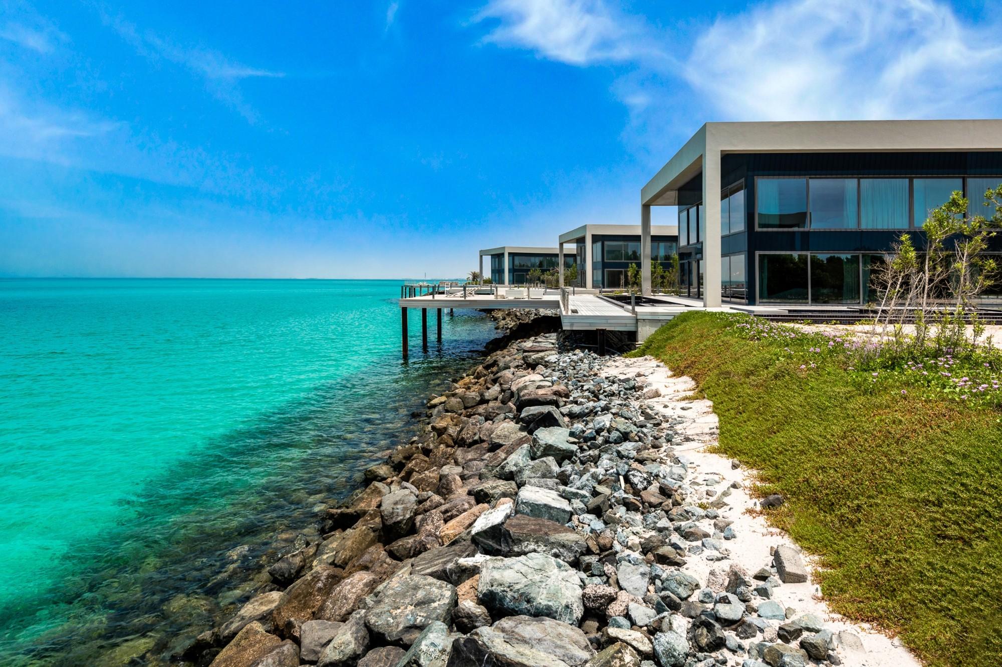 Stunning 4 bedroom Water Villa Nurai Island
