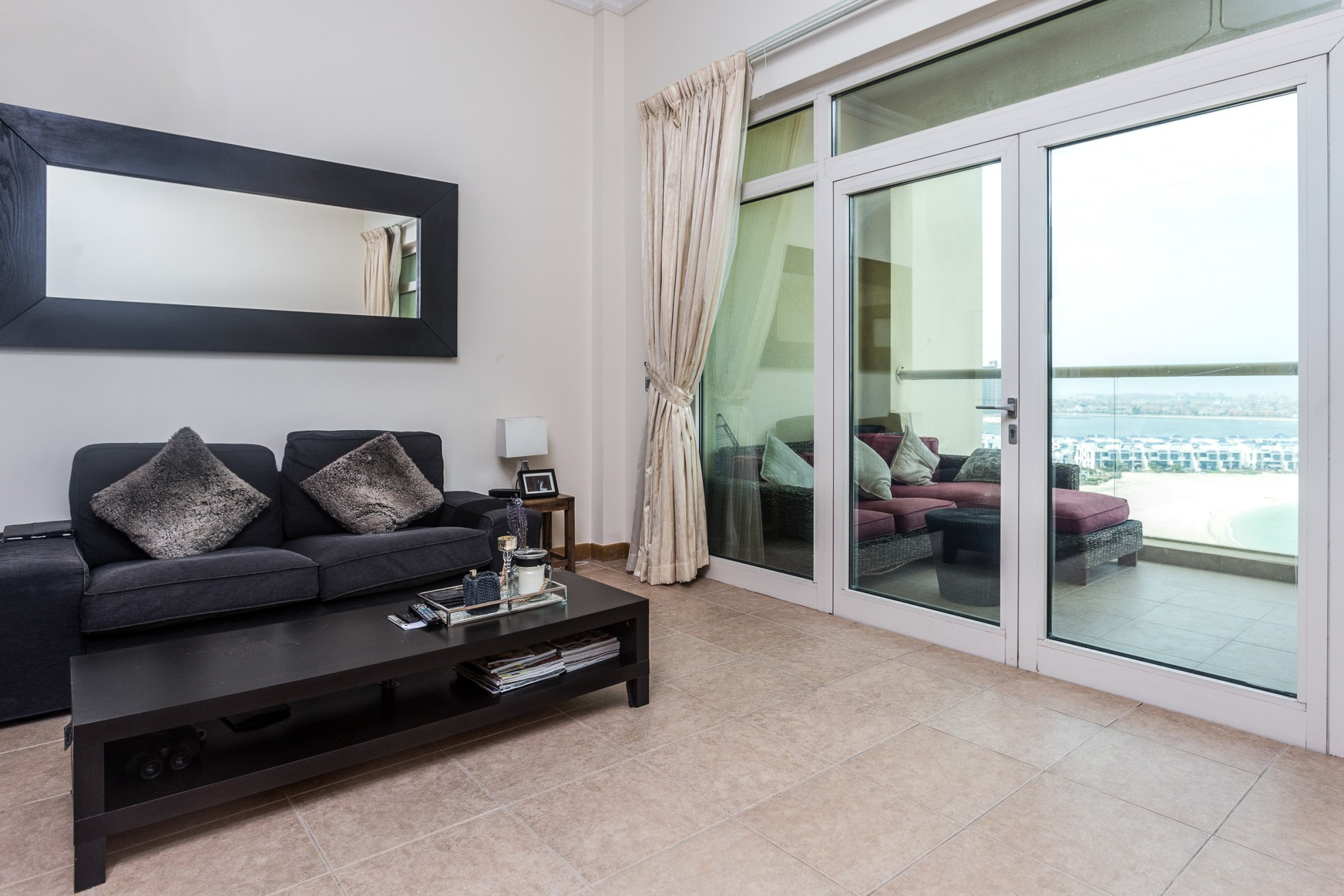 Furnished | 1 Bedroom | Sea View |Type B