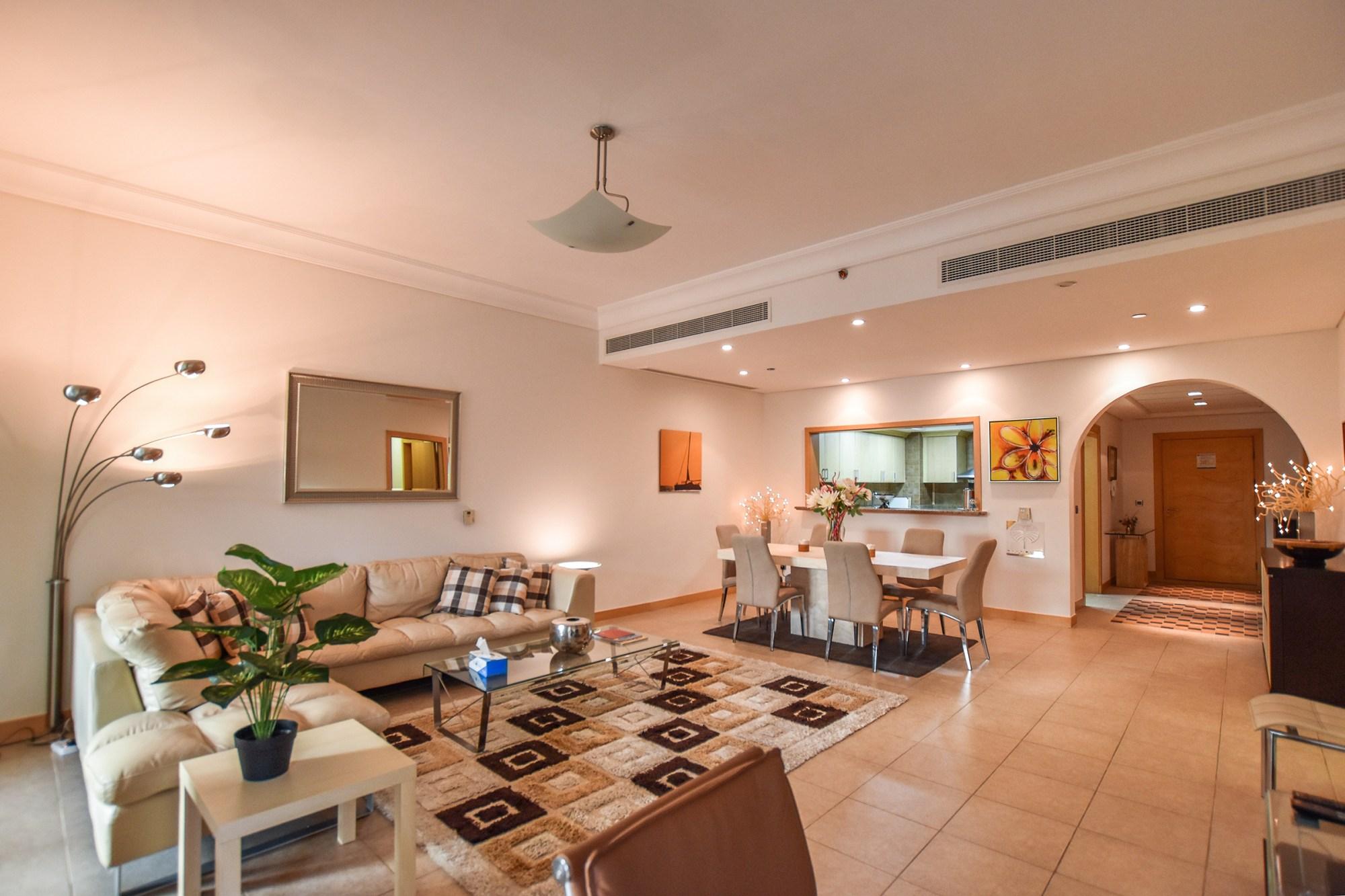 Mid Floor | F-Type 2 Bedroom | Vacant | Park View