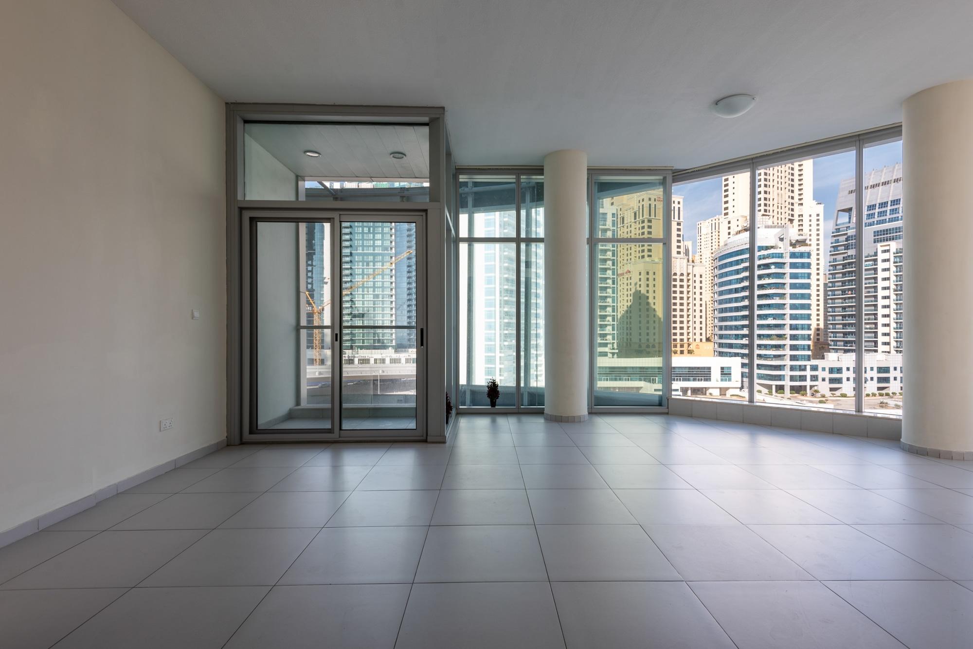 Panoramic Tower | 2 Bedroom| Marina View