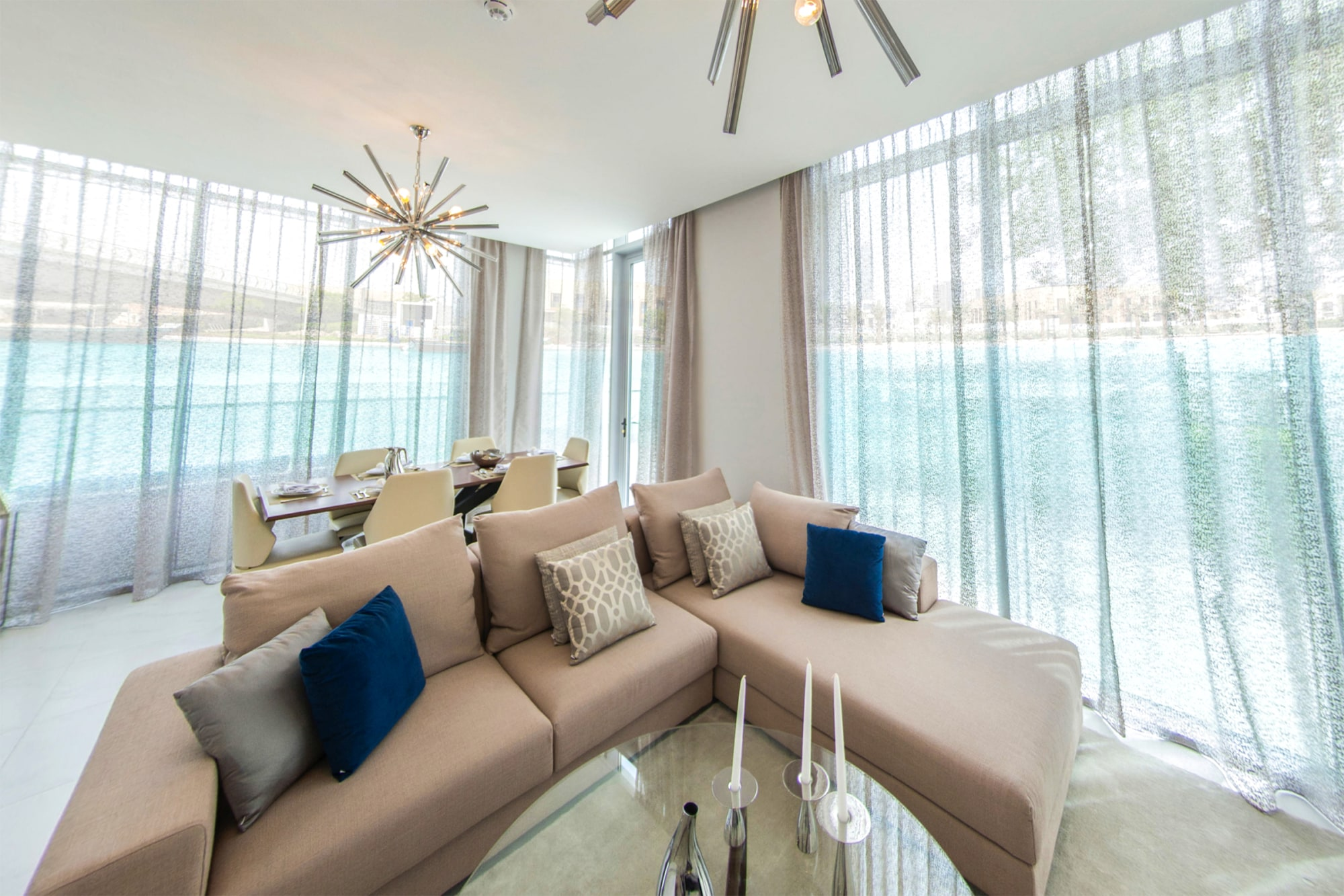 Private Beach Access | 3 Beds | MBRC