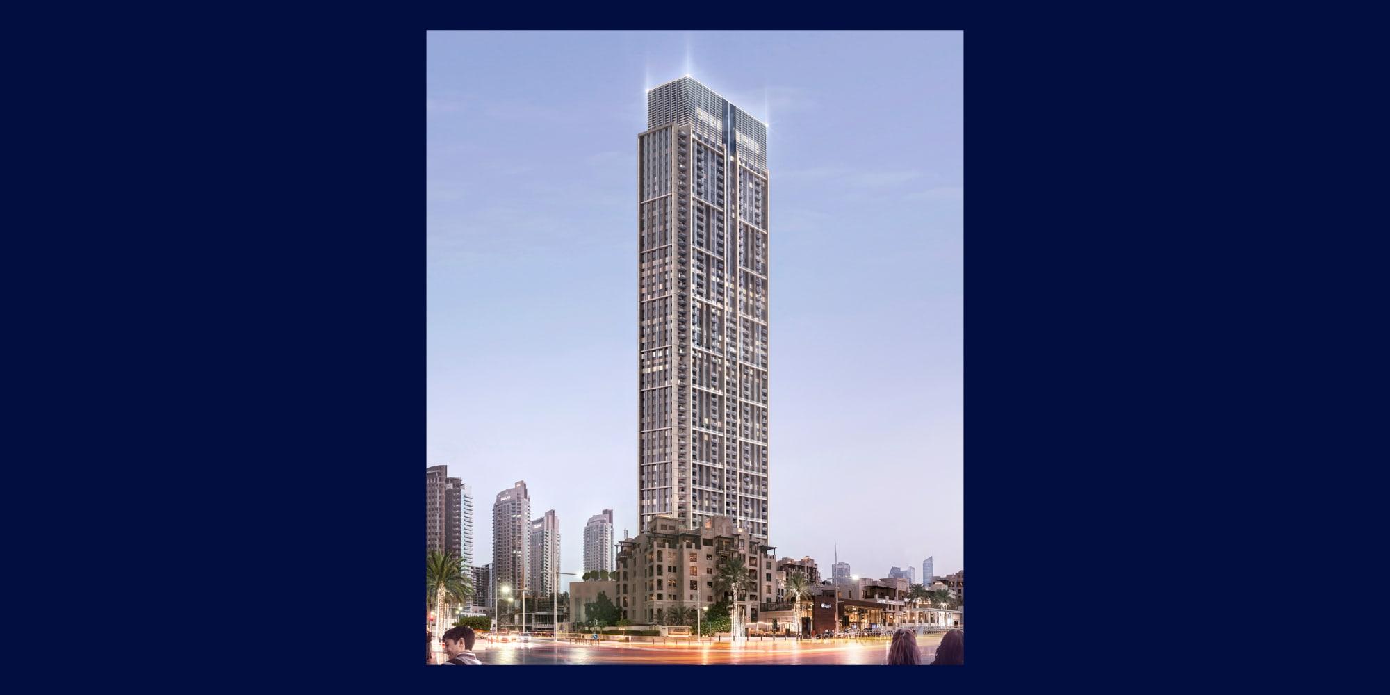 2 Bed Burj View High Floor | Flexible Payment Plan