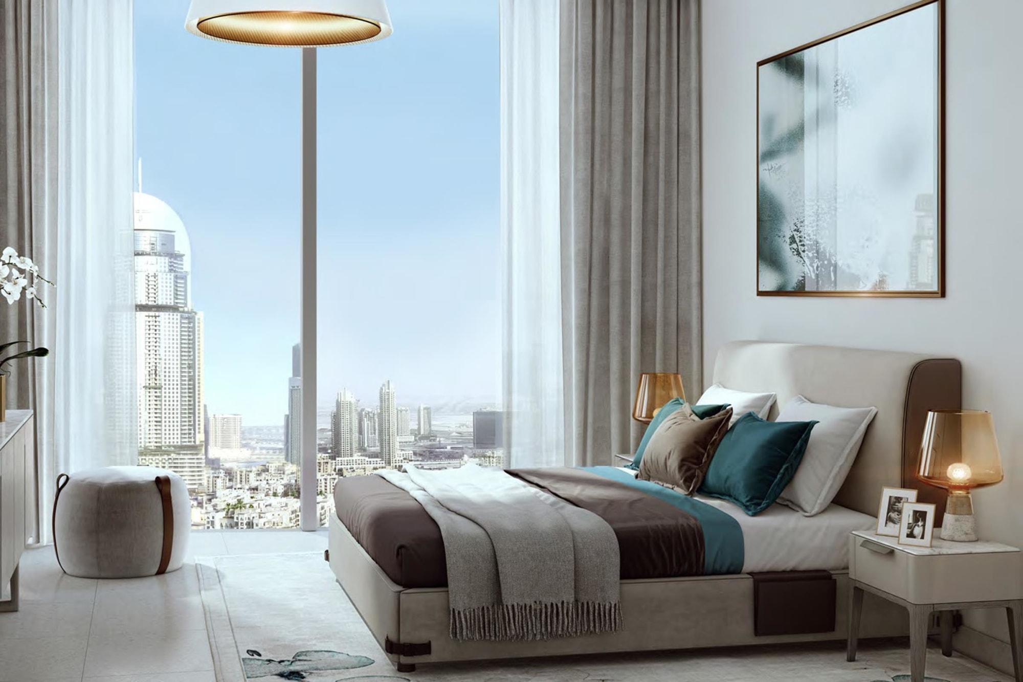 Elegant 2 Bedroom | Fountain Views