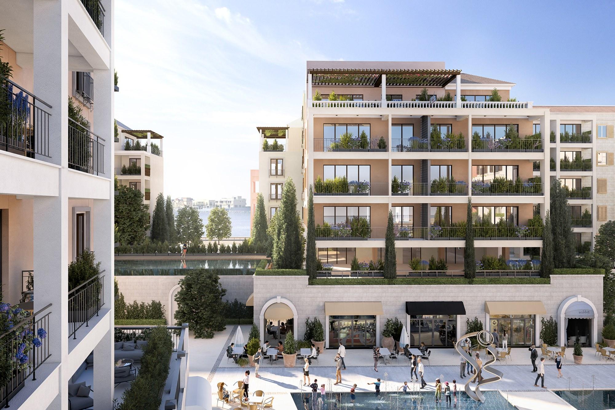 Full Sea View | Modern 1BR Apartment Port De Lamer