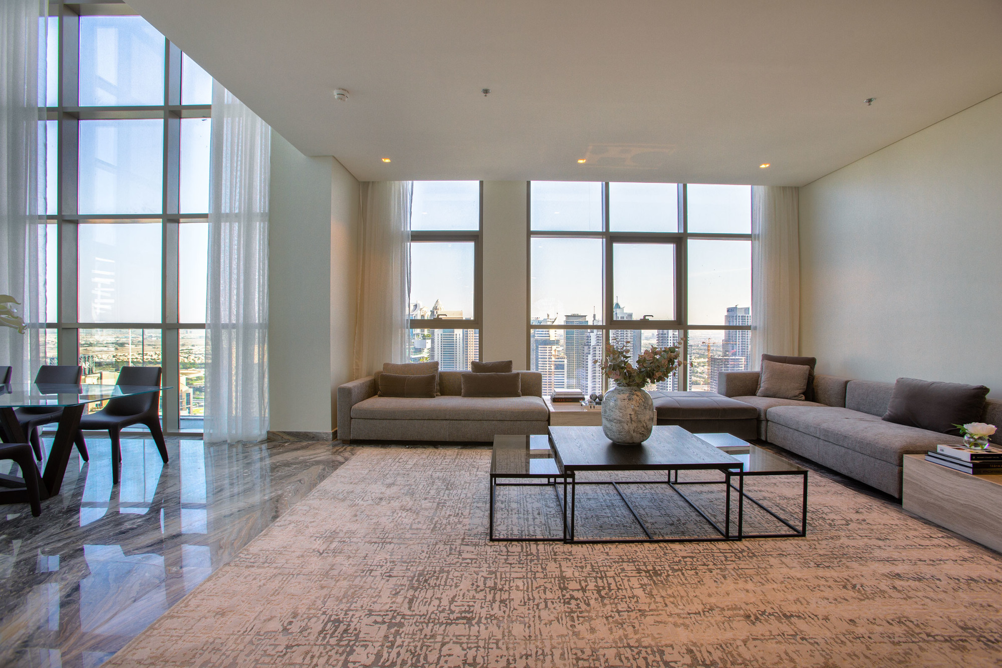 Marina Duplex Penthouse  | Ready to View