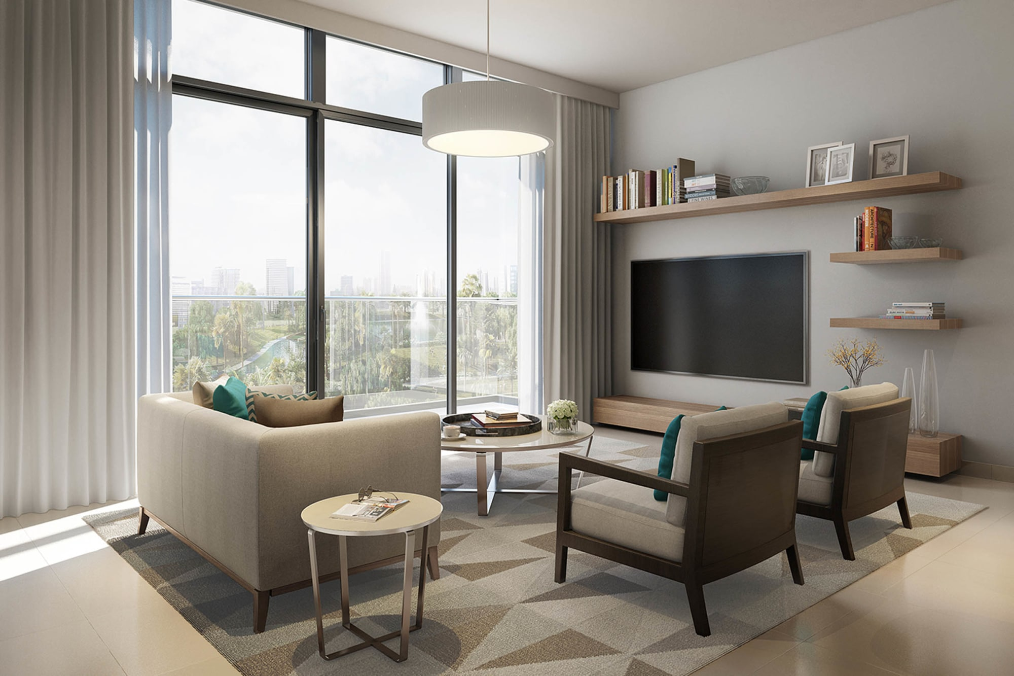 FULL PARK VIEWS | Move in This Summer