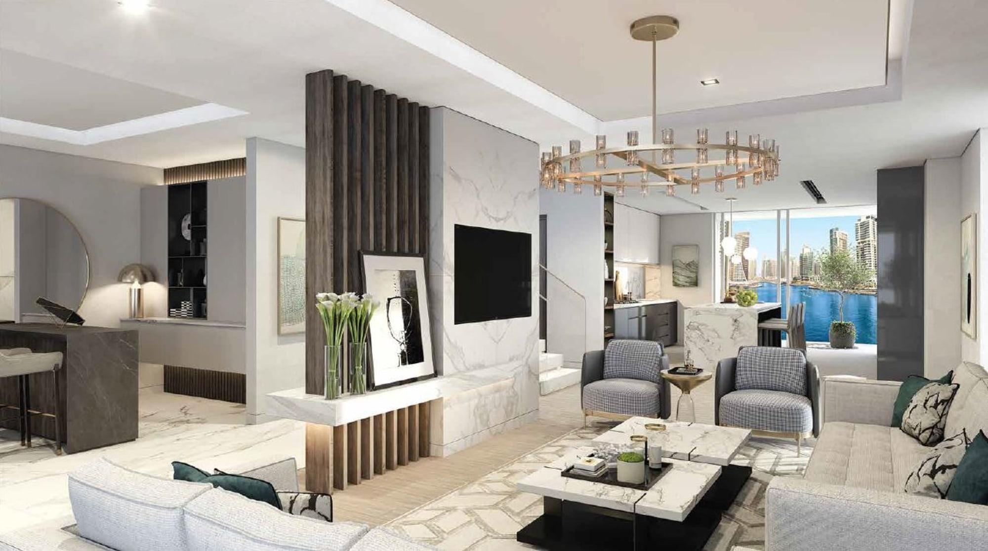 Luxury Collection   26th Floor   Duplex