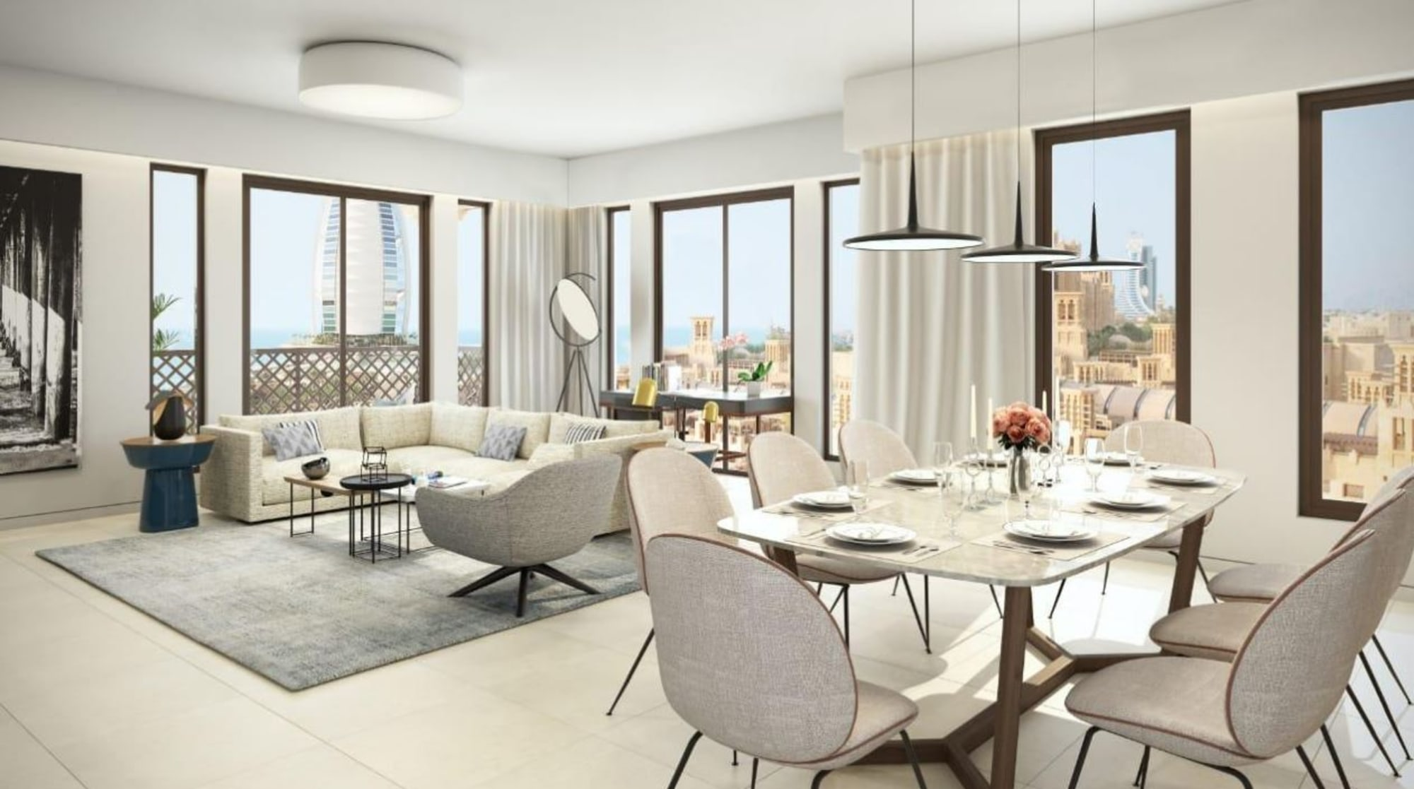 PRIME FREEHOLD JUMEIRAH | 1 bedroom | Only 5% Down