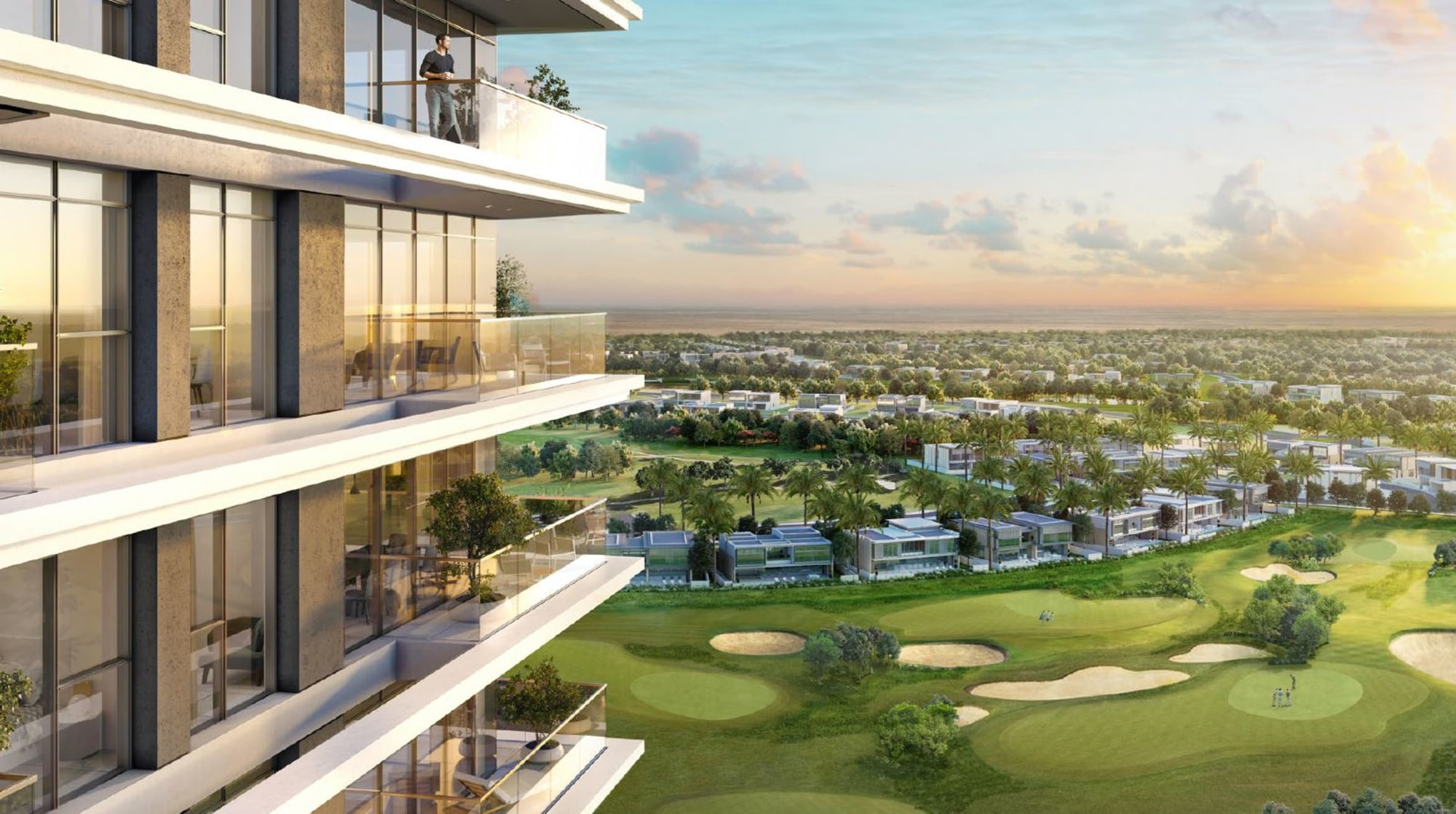 Affluent  Golfing Community | 10% Down