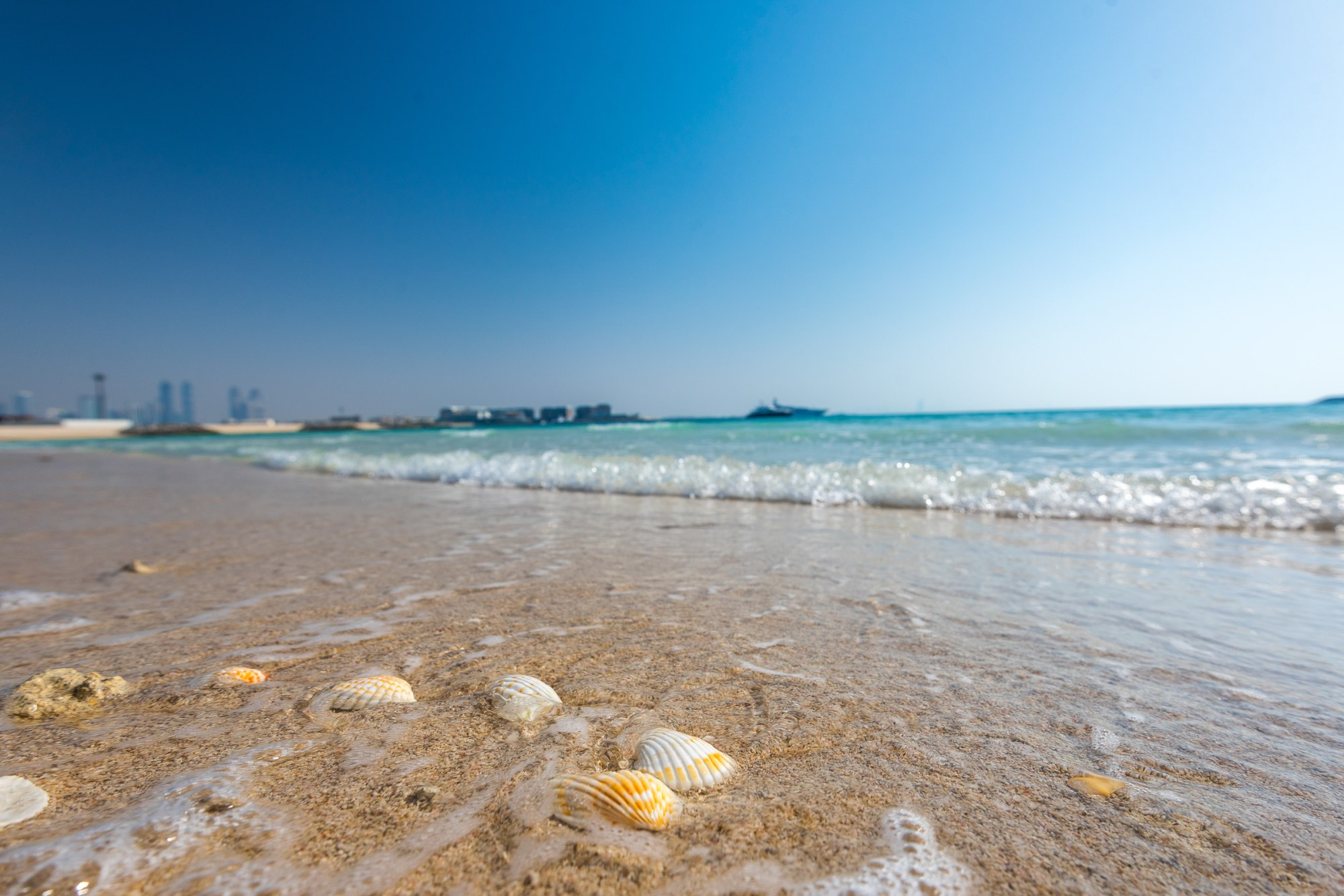 Jumeirah Bay |Beachfront Villa Land Sale