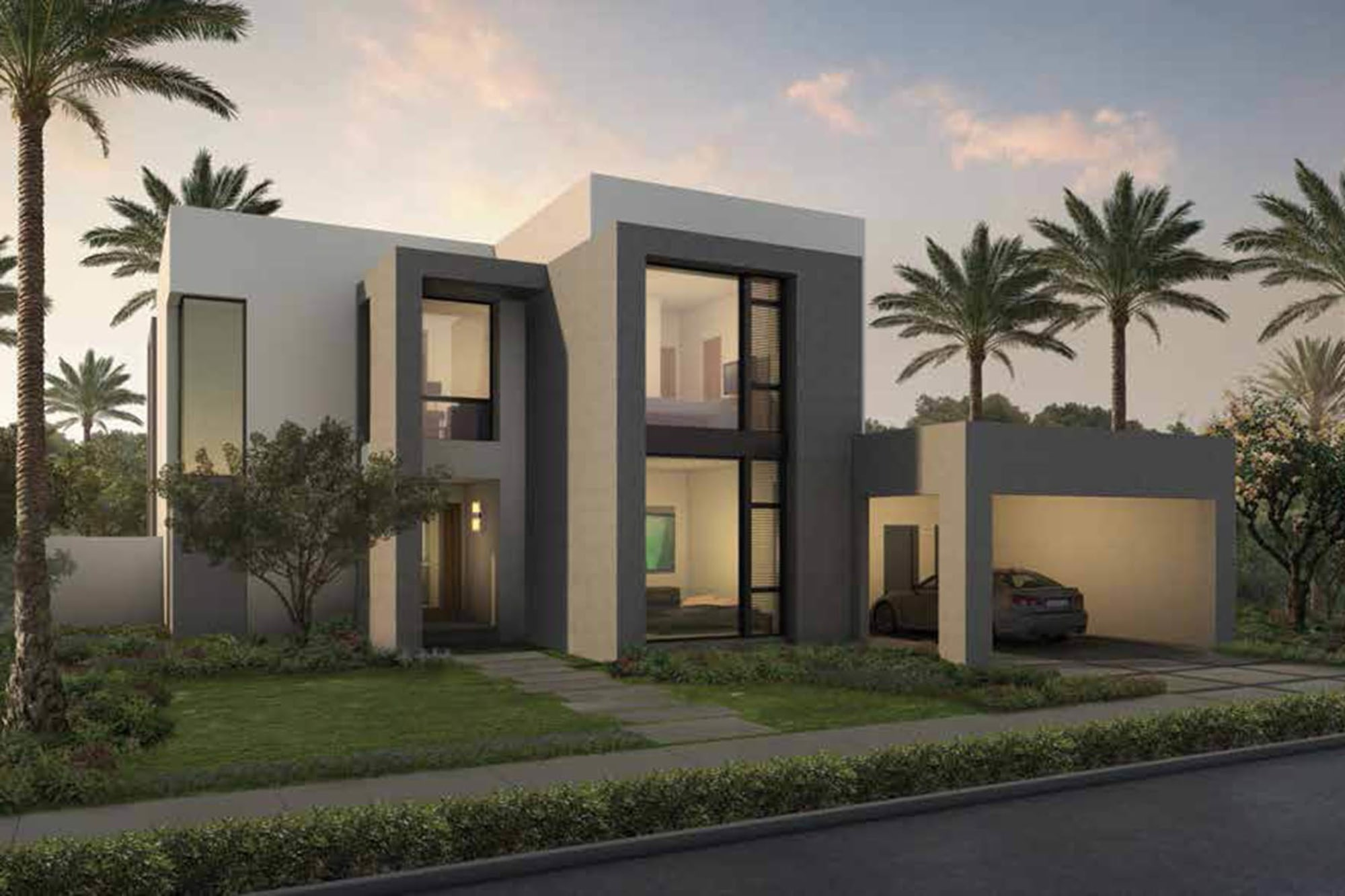 Sidra Villa 5 Bedroom | Corner | Park View