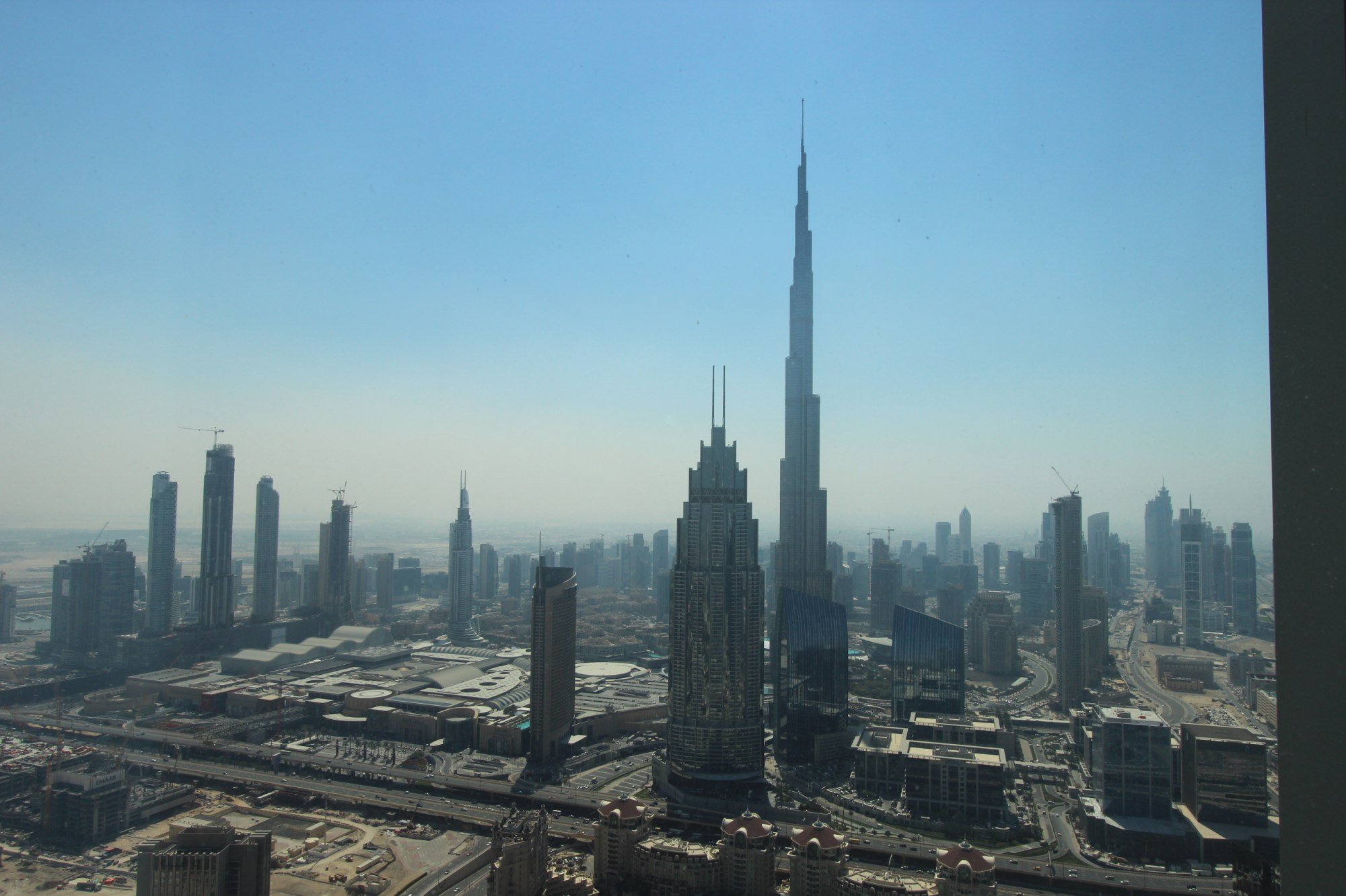 Mid Floor | 1 Bedroom Burj Khalifa Views