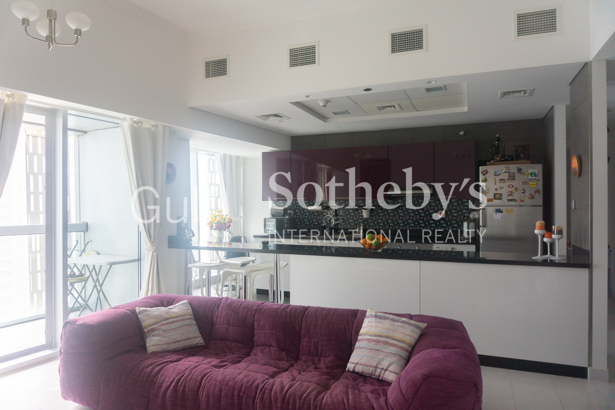 2 Bedroom  |  Cayan Tower | Unfurnished