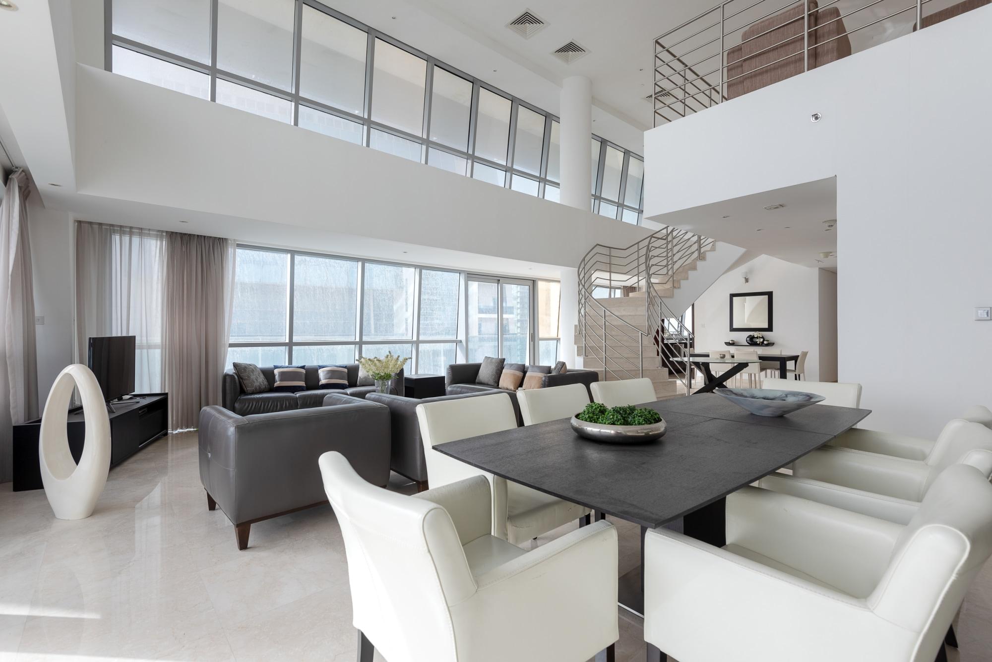 Large Three Bedrooms   Plus Maids Duplex