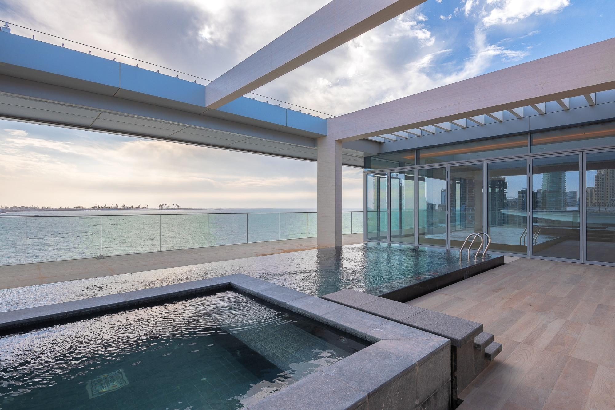 Stunning Sea Views 5 BR Iconic Penthouse