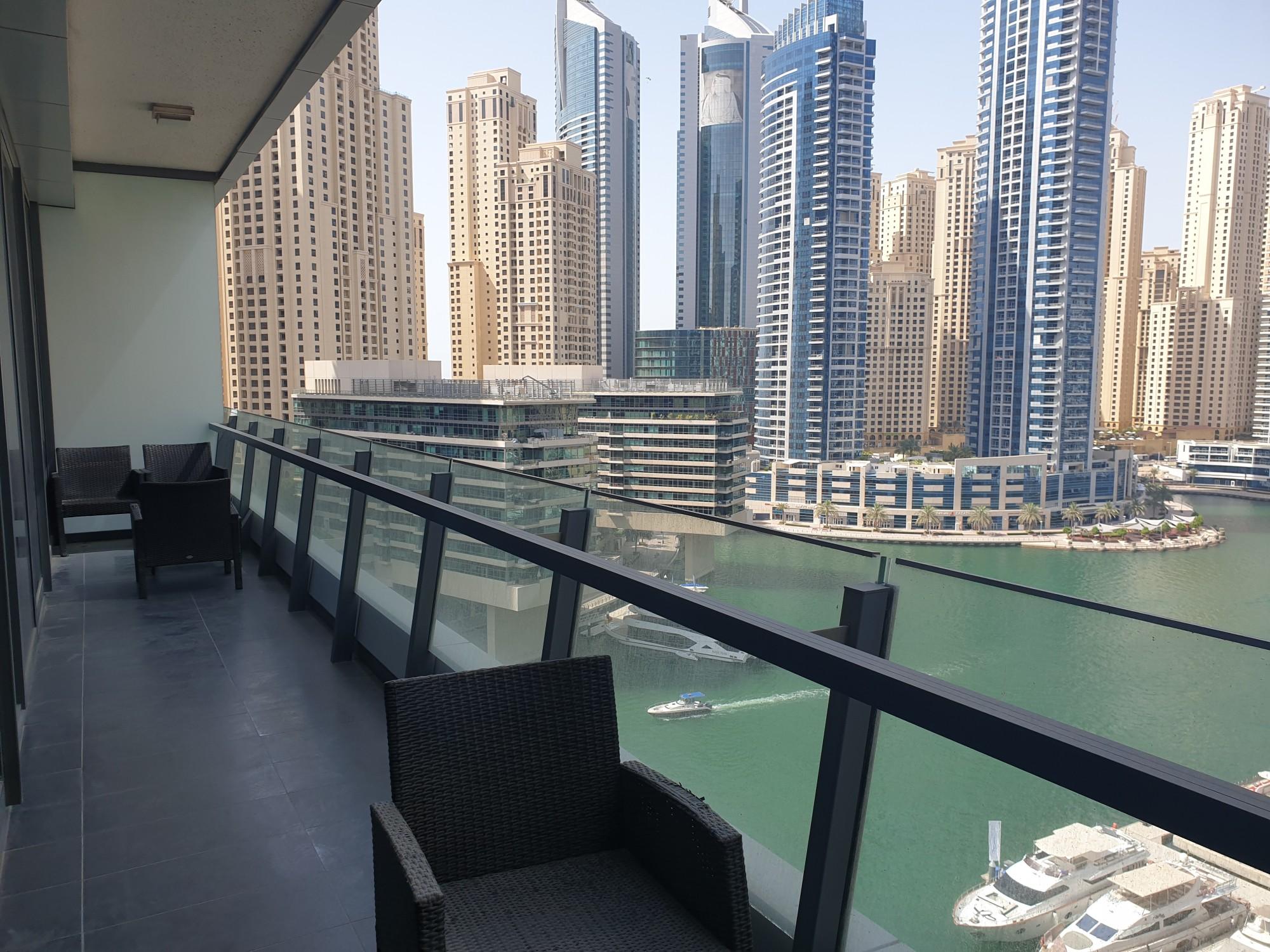 Stunning Marina View | Metro Link | 2 Bedroom