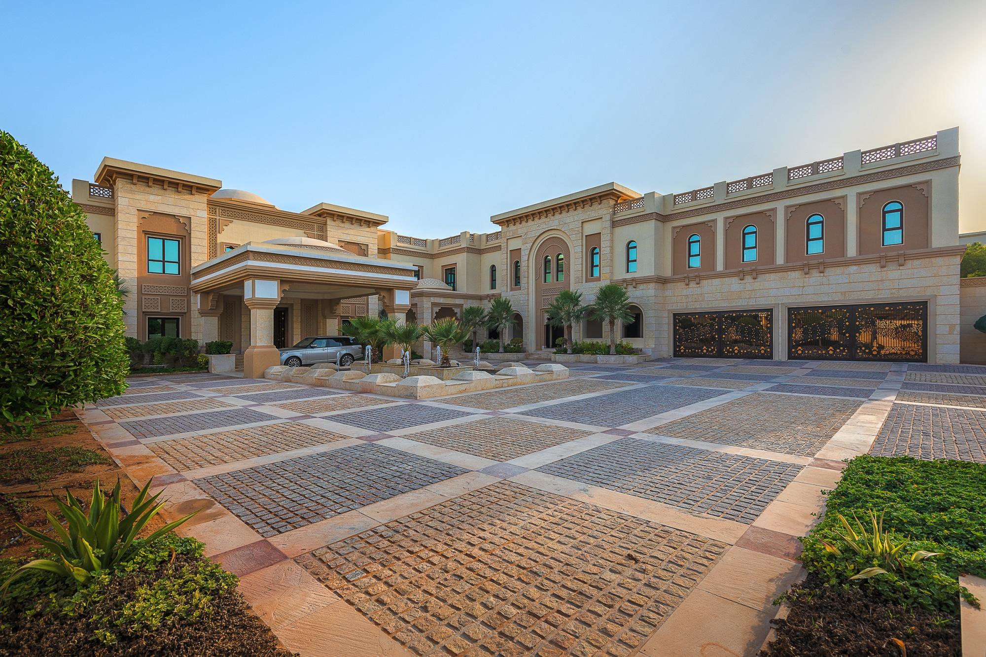Stunning | 8 Bedrooms | Emirates Hills Palace