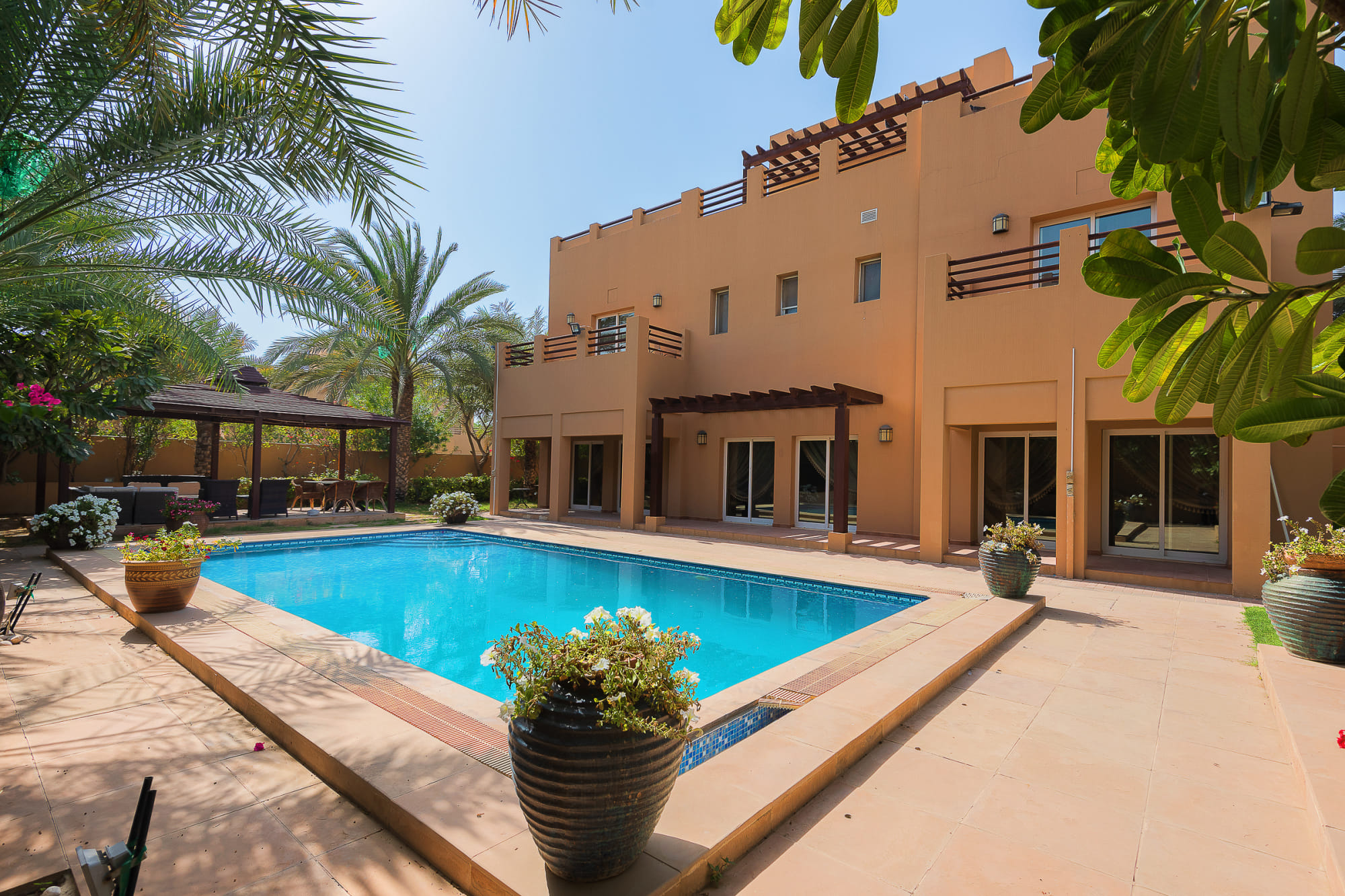 Elegant Six Bed Villa Extended | Private Pool