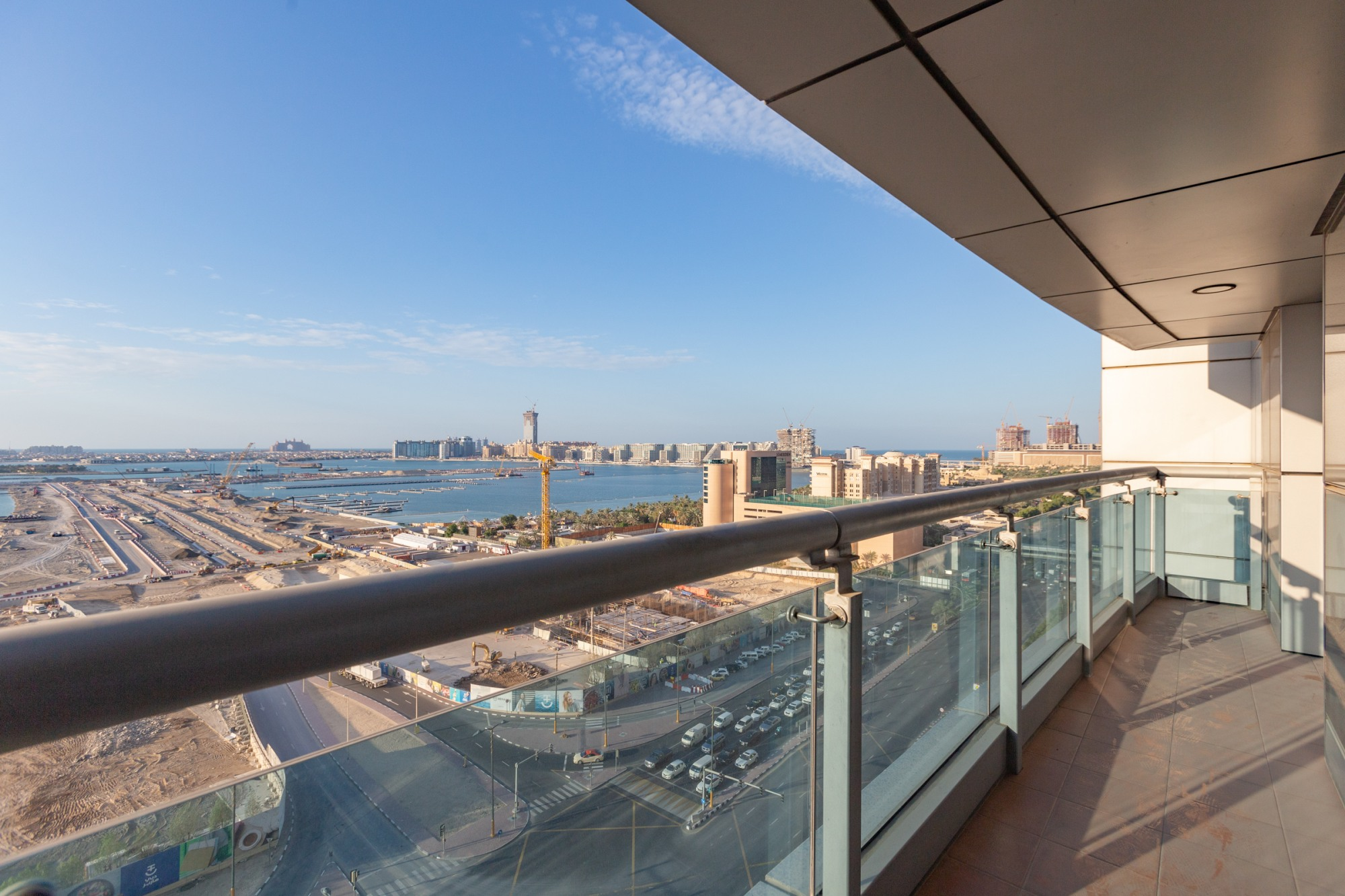 Full Sea View Two Bedroom in Princess Tower