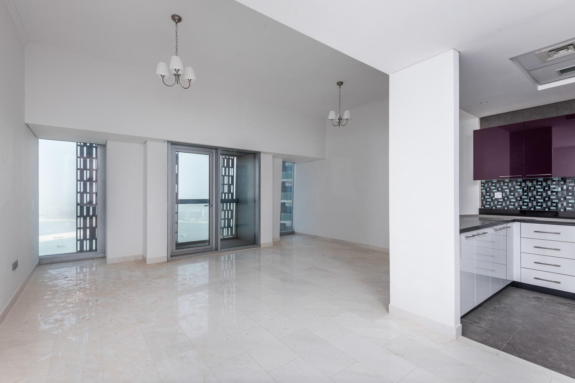 2 Bedroom | High Floor with Full Sea View