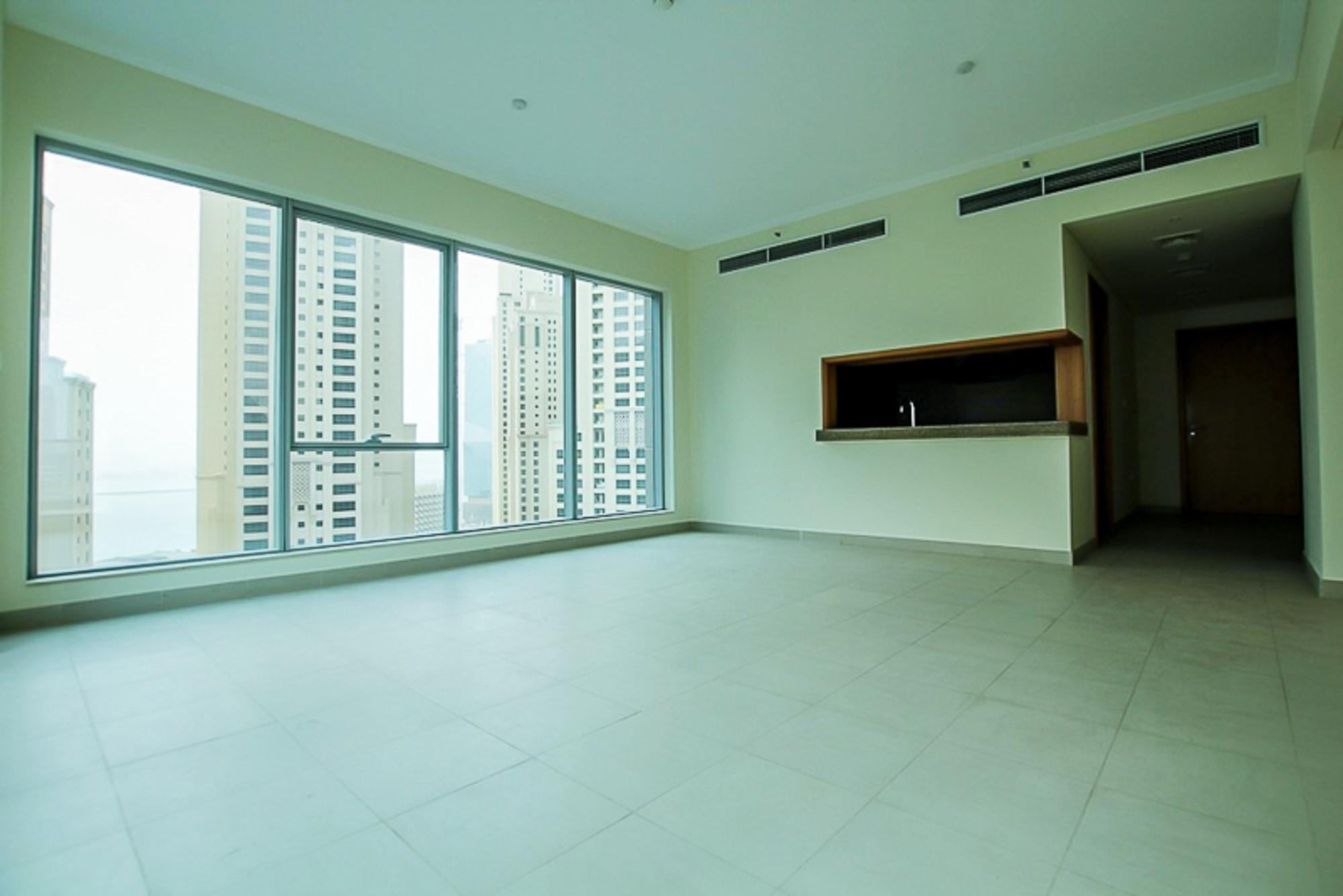 1 Bedroom High Floor | Corner Unit | Marina View