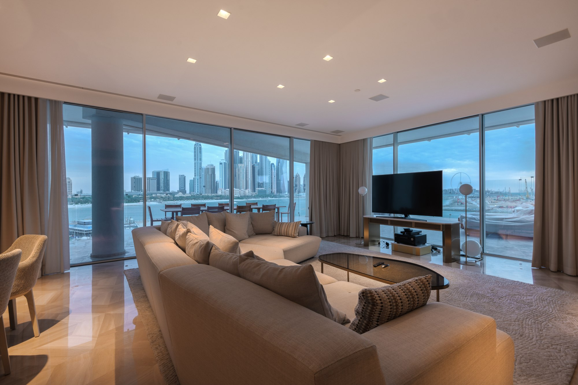 Full Sea View Penthouse in 5* Resort | 3 Bed