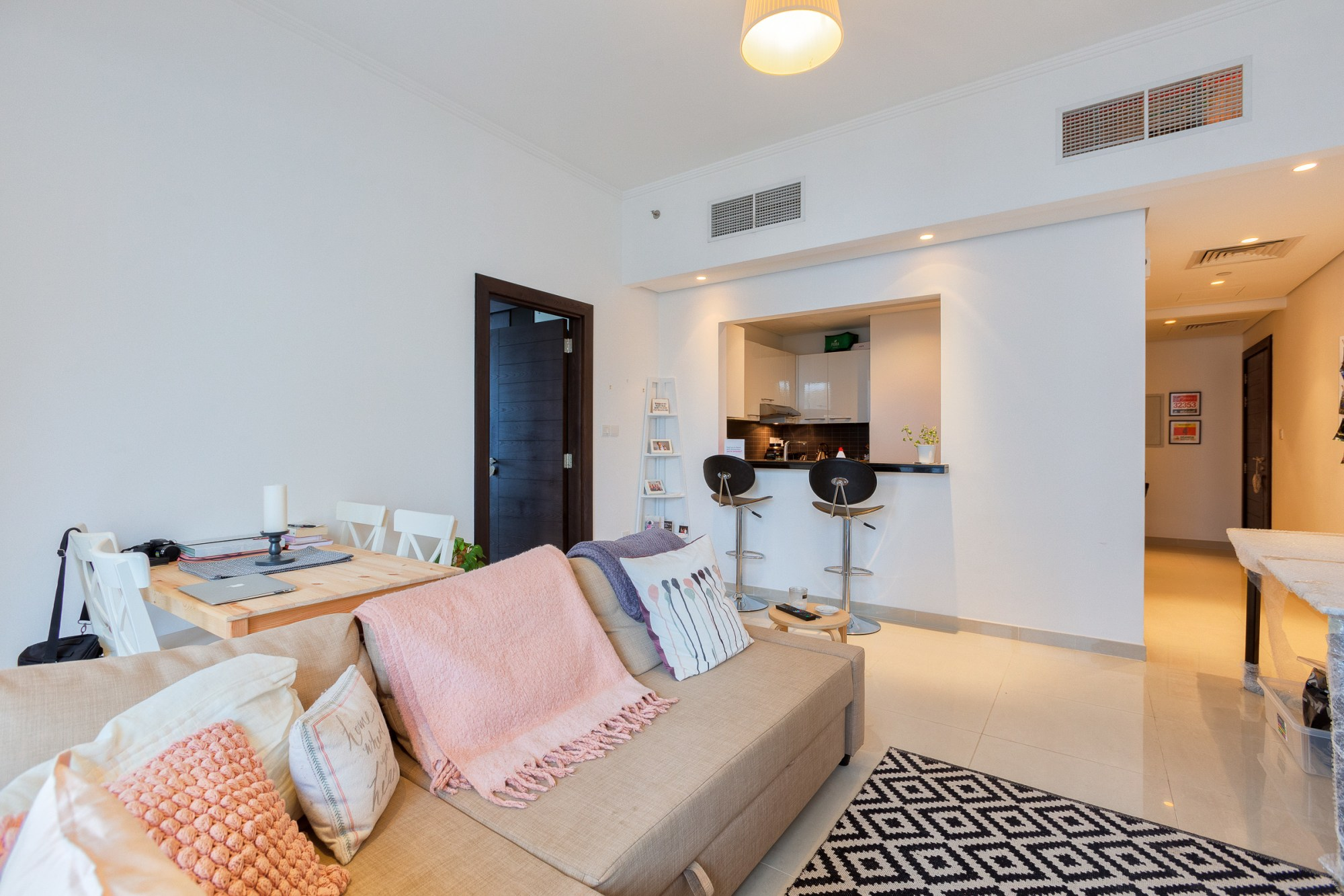 Marina View | Metro Link | 1 Bed with Balcony