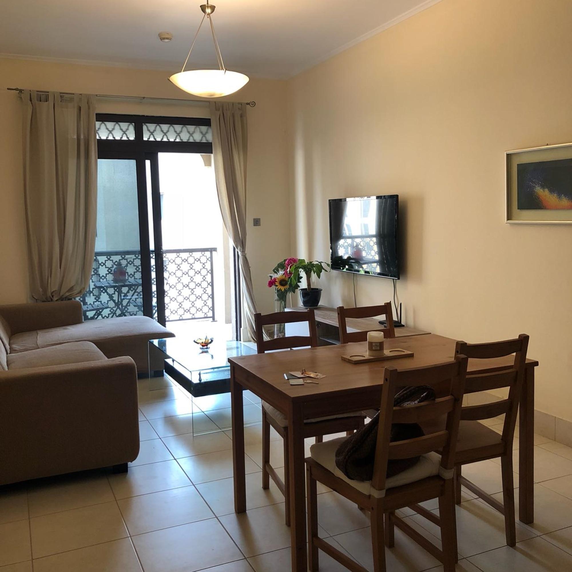 High Floor | Fully Furnished | 1 Bedroom