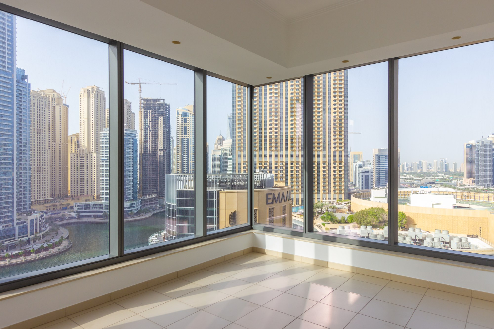 Full Marina Views 1 Bed | Next to Marina Mall