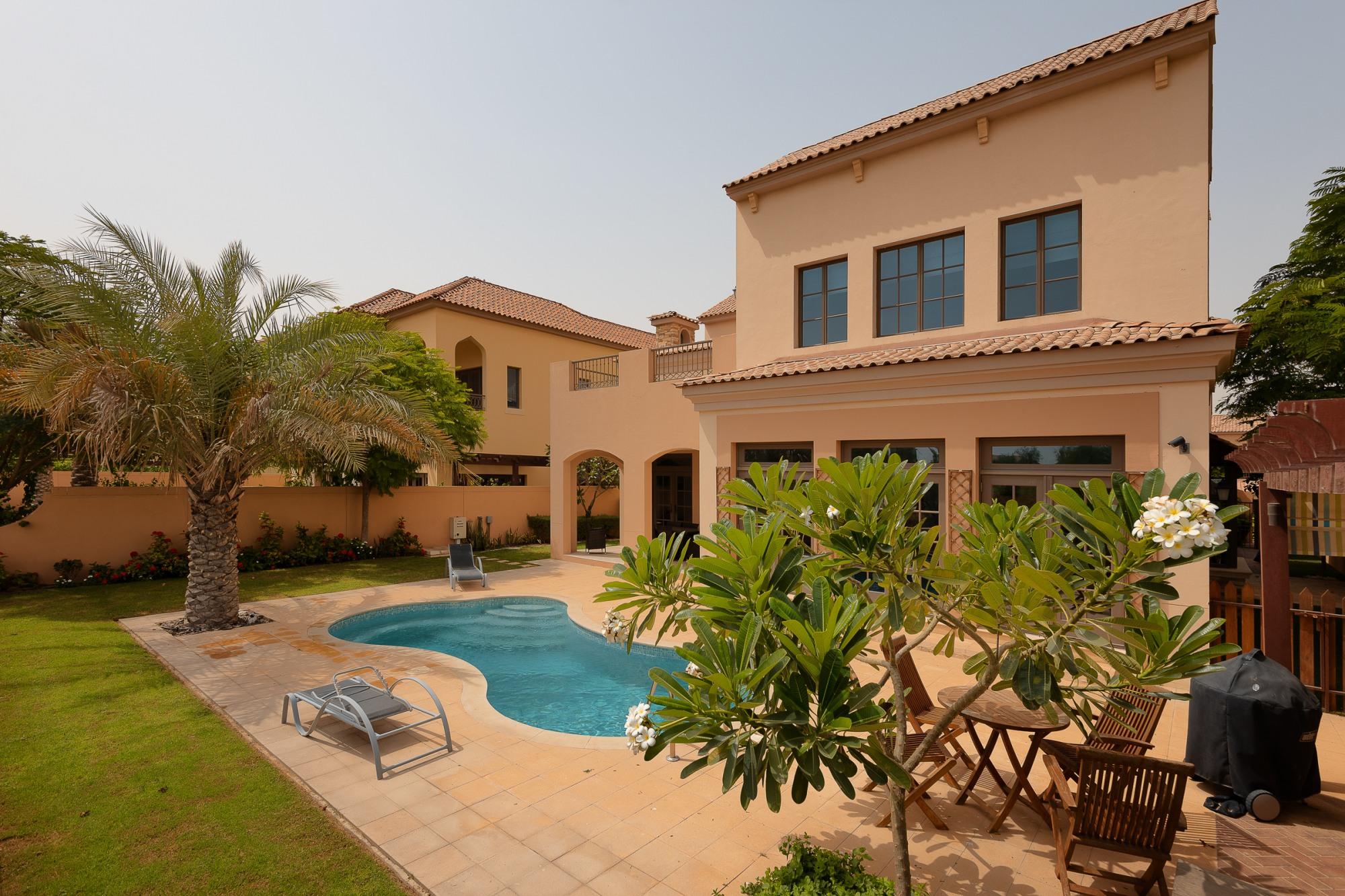 5 Bedroom Villa   Full Golf View with Annex