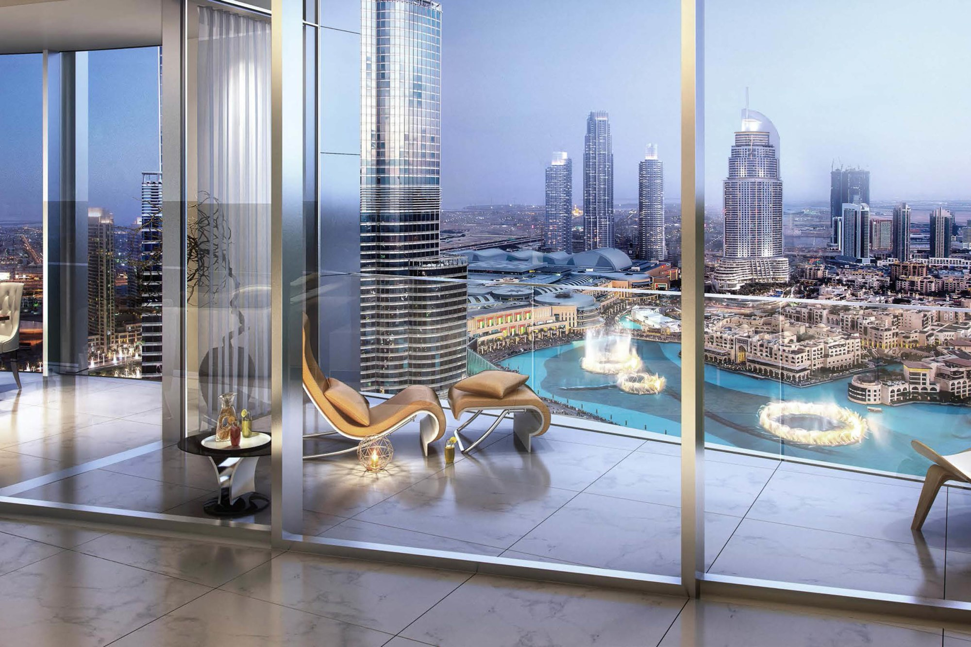 Luxury Living | Deluxe Penthouse on a High Floor