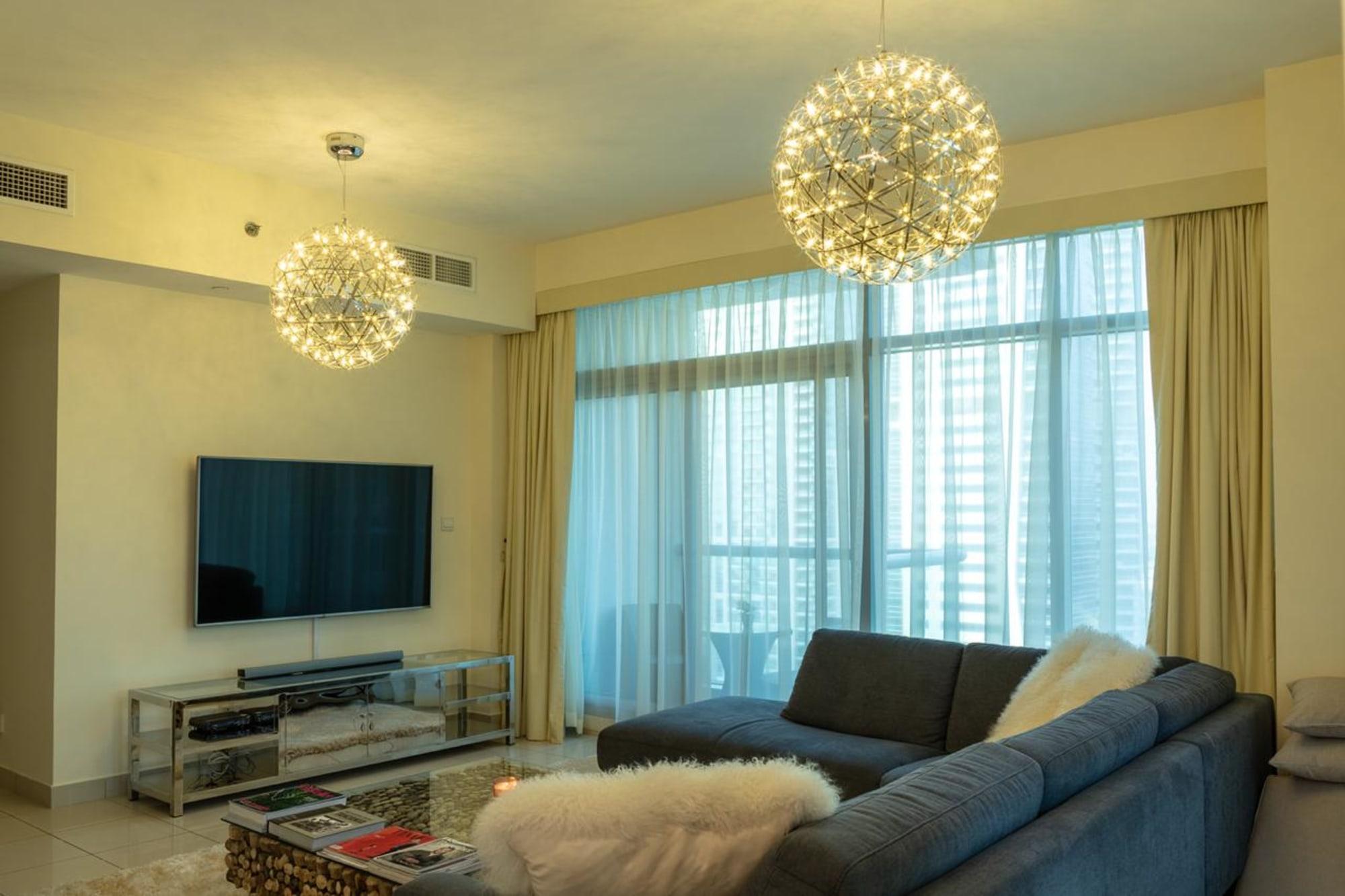 Tastefully Furnished | Upgraded | Marina Views