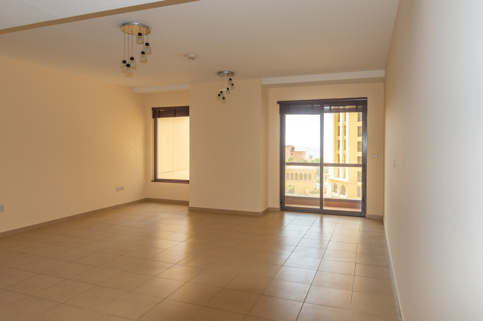 Murjan 1 Bedroom | Unfurnished with Sea View