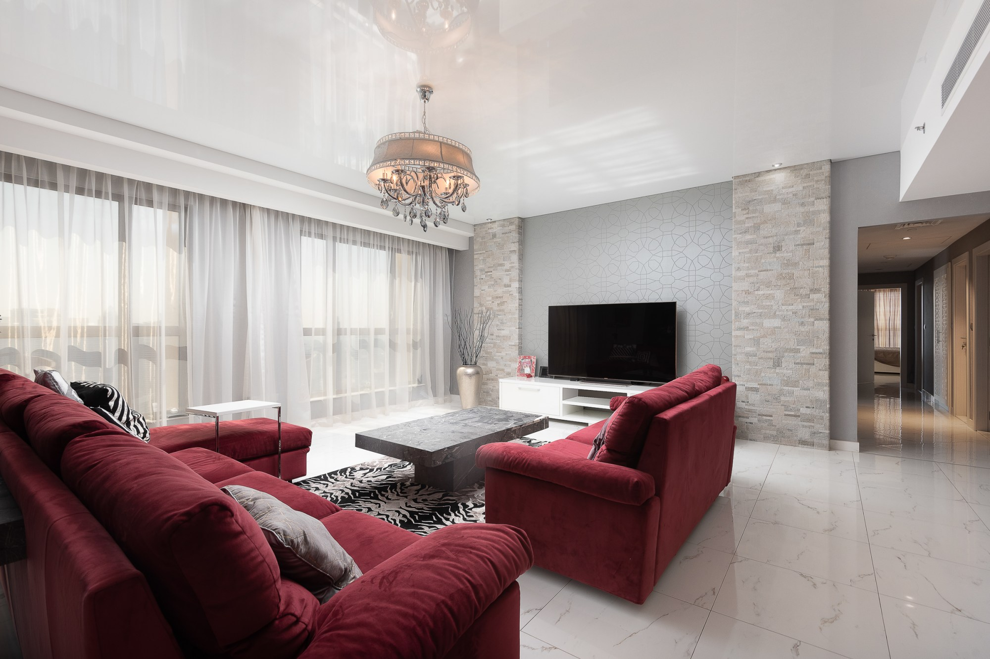 4 Bed + Maids   High Floor with Marina View