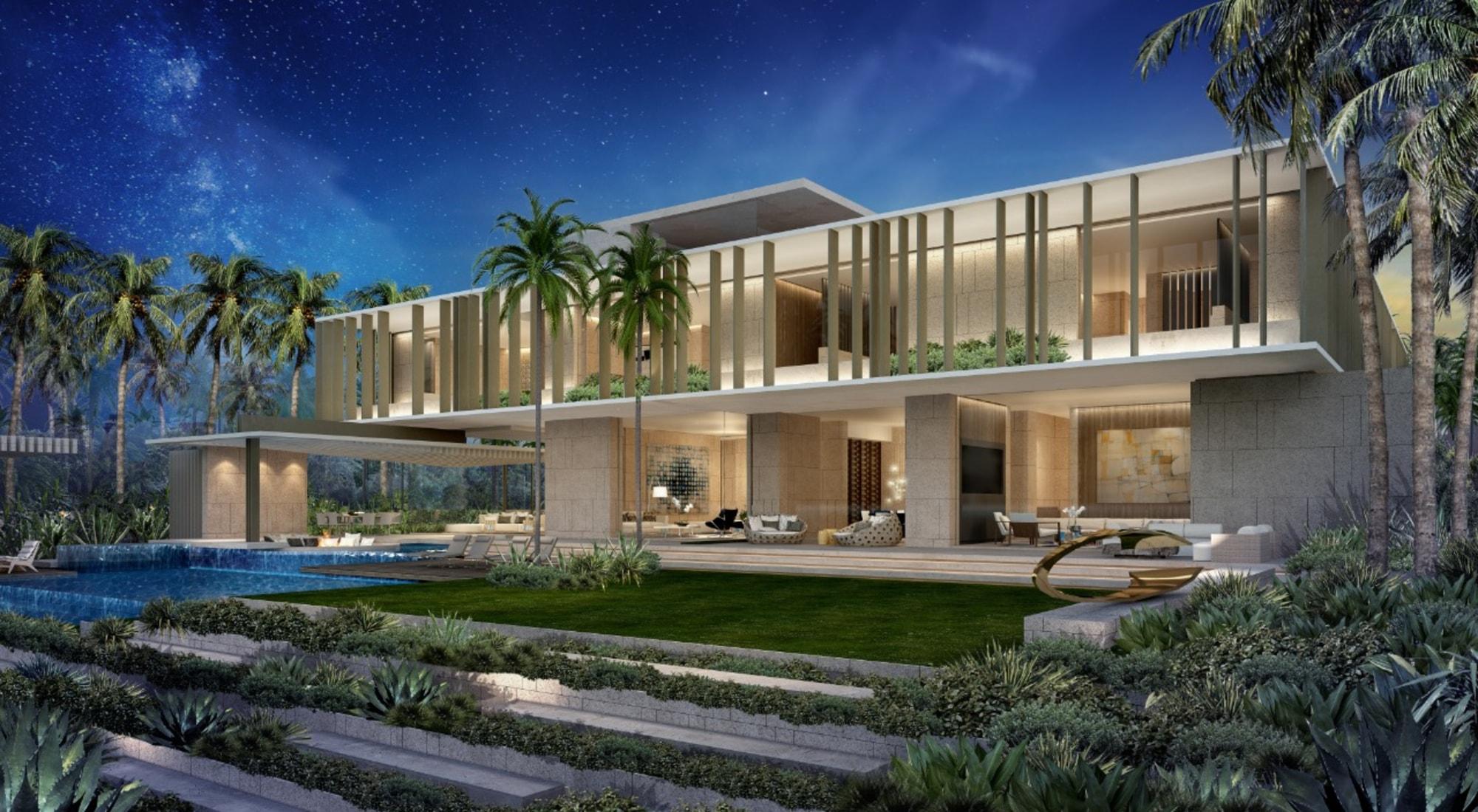 Residential Plot in Jumeirah Bay Island