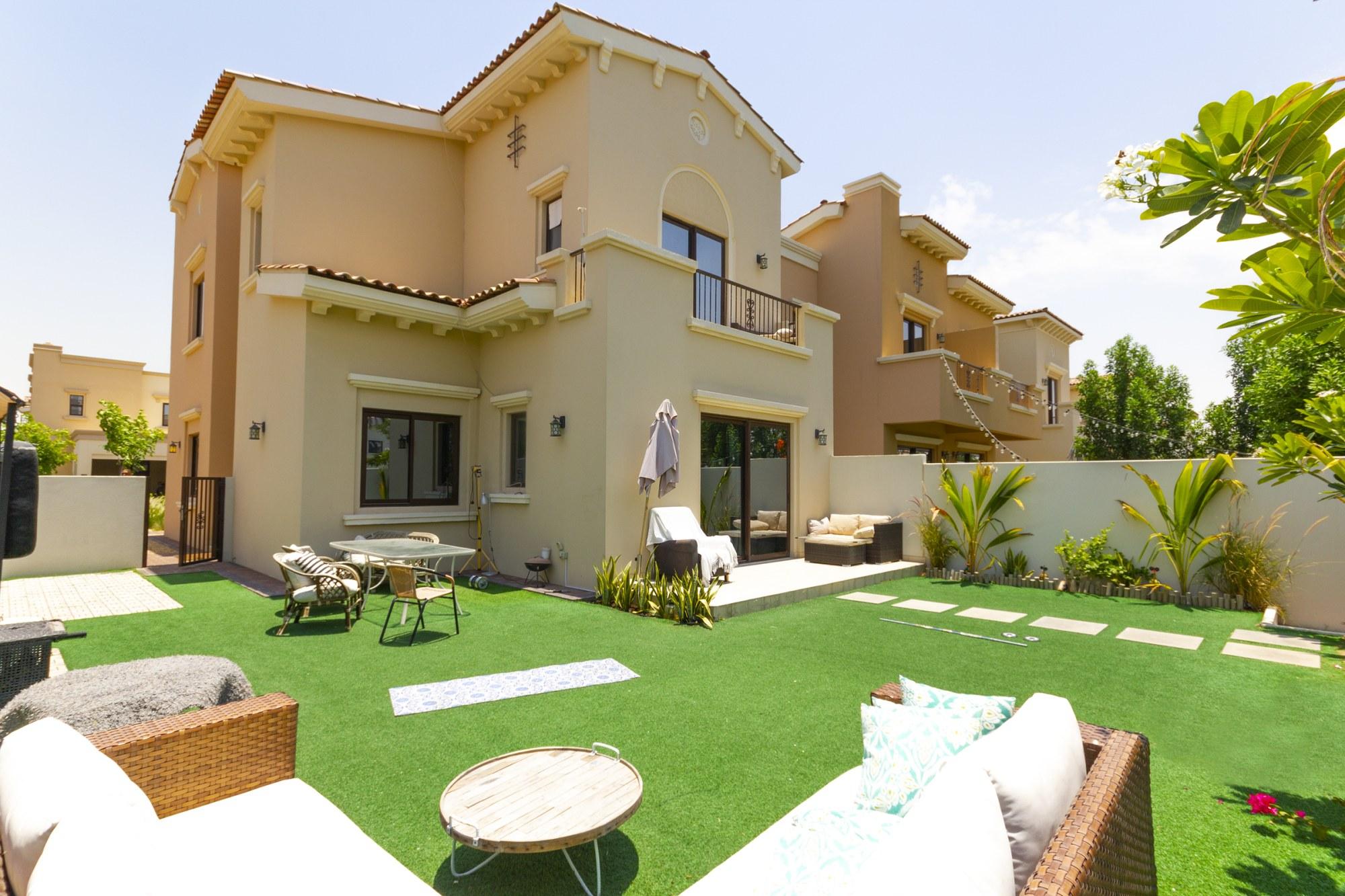 Type 2E Corner | Villa with Large Garden