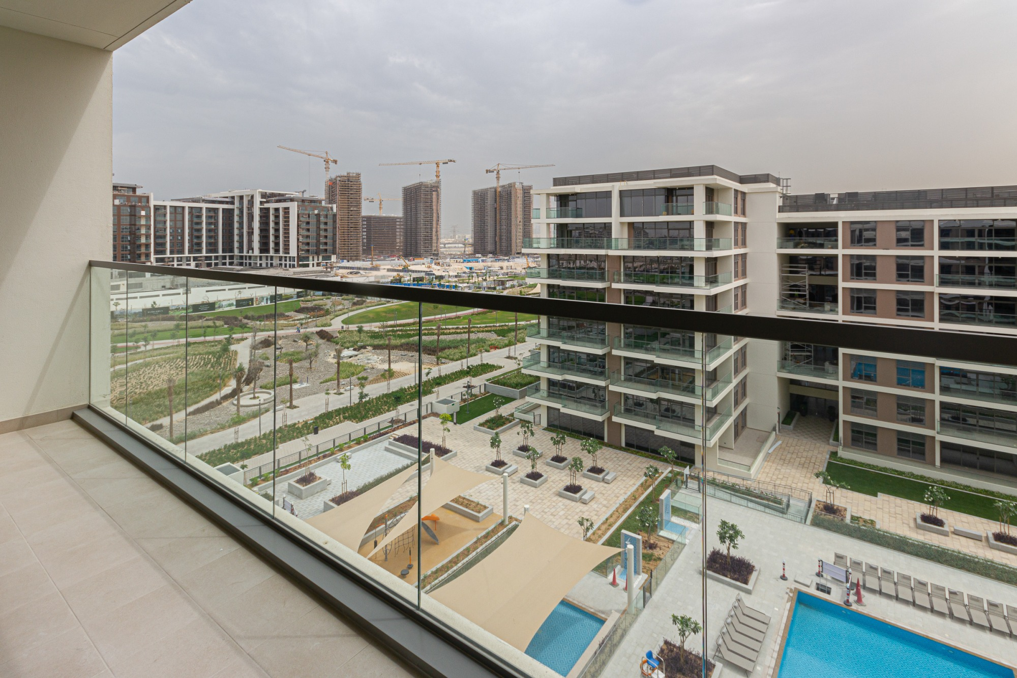 Brand New | Burj View | Top Floor | Key in hand