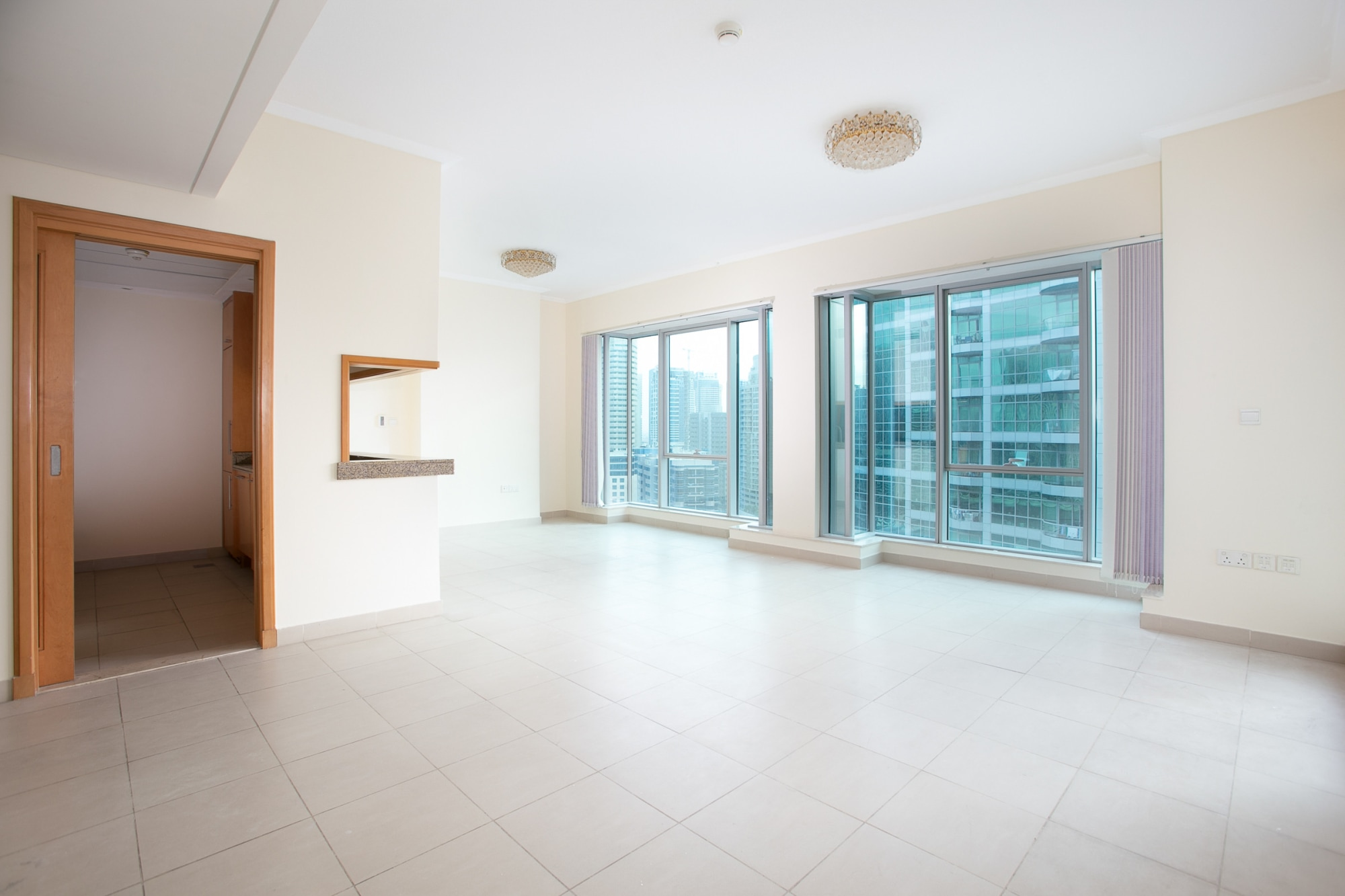 Vacant On Transfer | Furnished | High Floor