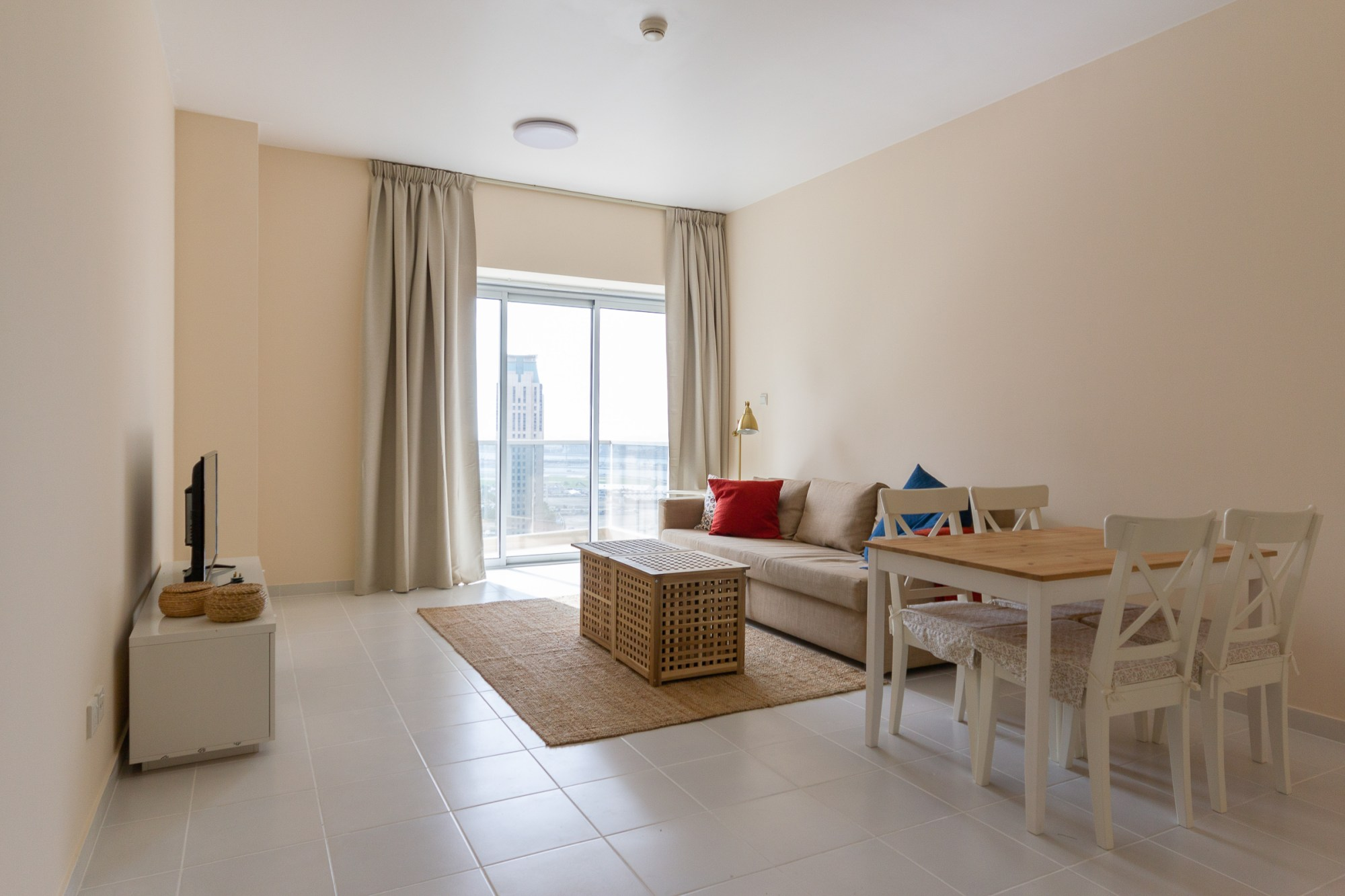Marina Tower | Fully Furnished | One Bedroom