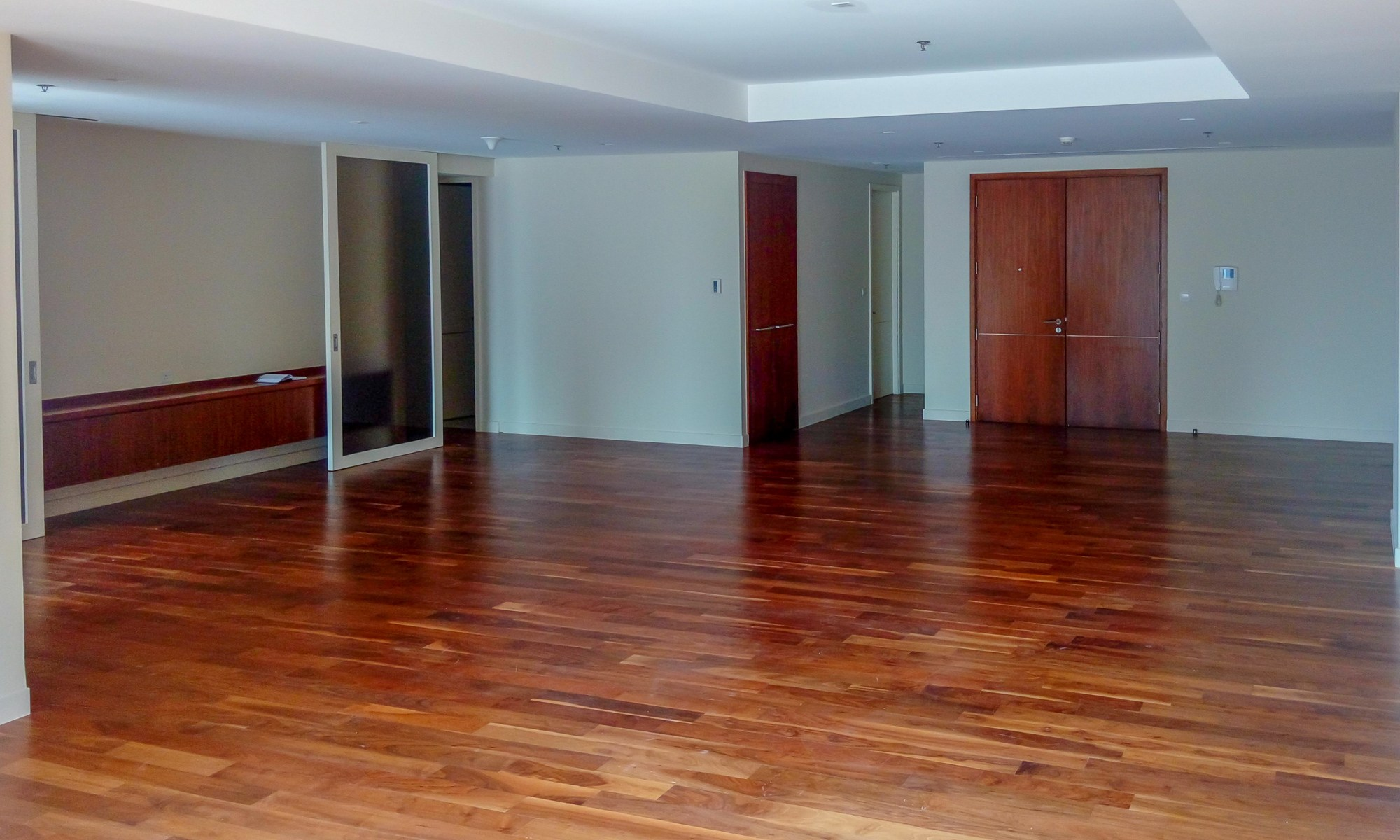 First Floor | Three Bedroom | Mall District View