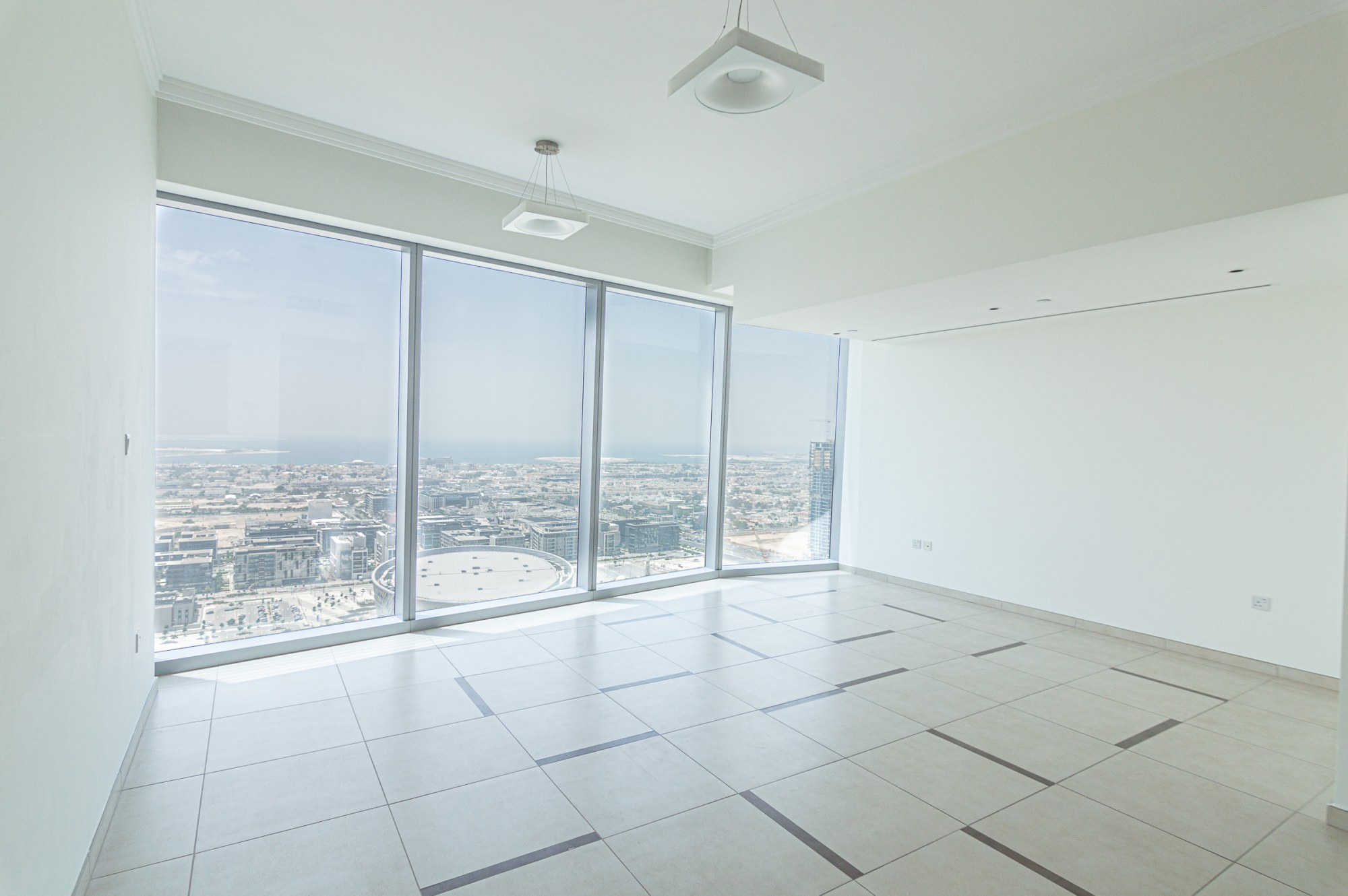 Huge 2Bed Burj Khalifa | Sea View Chiller Included